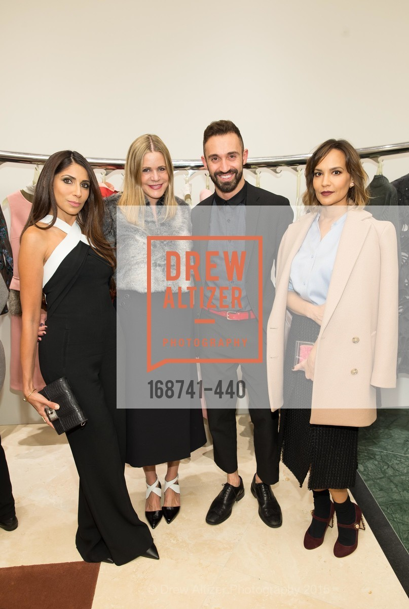 Sobia Shaikh, Mary Beth Shimmon, Lora DuBain, W Magazine and BAMPFA Celebrate the Opening of the Marni San Francisco Boutique with co-hosts Sabrina Buell and Alison Pincus, Marni San Francisco. 77 Maiden Lane, November 4th, 2015,Drew Altizer, Drew Altizer Photography, full-service agency, private events, San Francisco photographer, photographer california