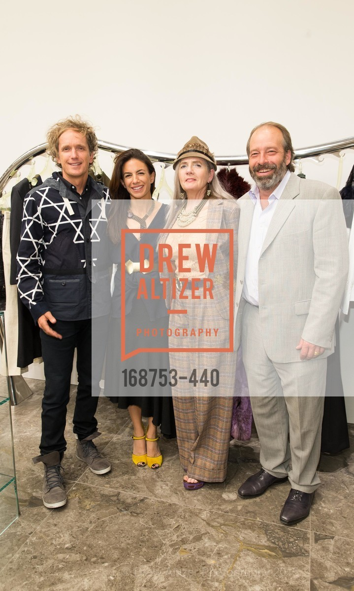 Yves Behar, Sabrina Buell, Madeline Fitzpatrick, Evan Shively, W Magazine and BAMPFA Celebrate the Opening of the Marni San Francisco Boutique with co-hosts Sabrina Buell and Alison Pincus, Marni San Francisco. 77 Maiden Lane, November 4th, 2015,Drew Altizer, Drew Altizer Photography, full-service agency, private events, San Francisco photographer, photographer california