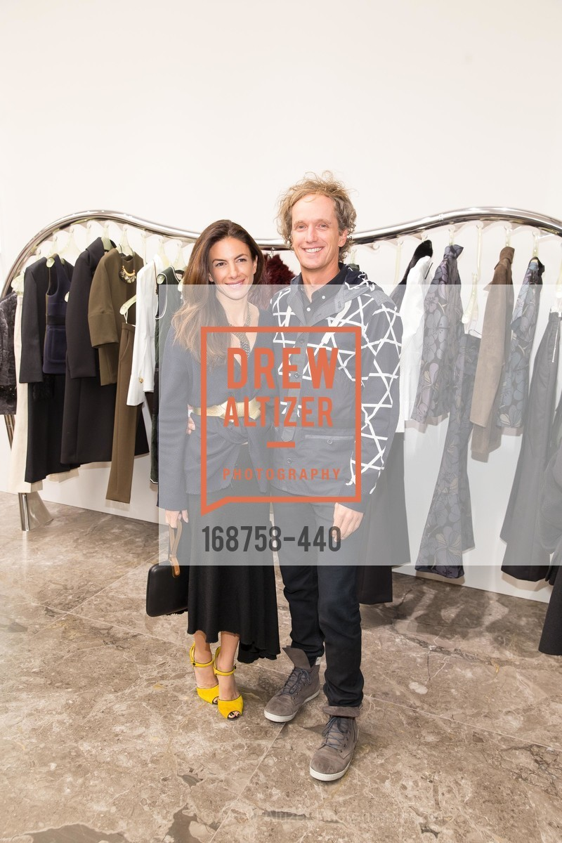 Sabrina Buell, Yves Behar, W Magazine and BAMPFA Celebrate the Opening of the Marni San Francisco Boutique with co-hosts Sabrina Buell and Alison Pincus, Marni San Francisco. 77 Maiden Lane, November 4th, 2015,Drew Altizer, Drew Altizer Photography, full-service agency, private events, San Francisco photographer, photographer california