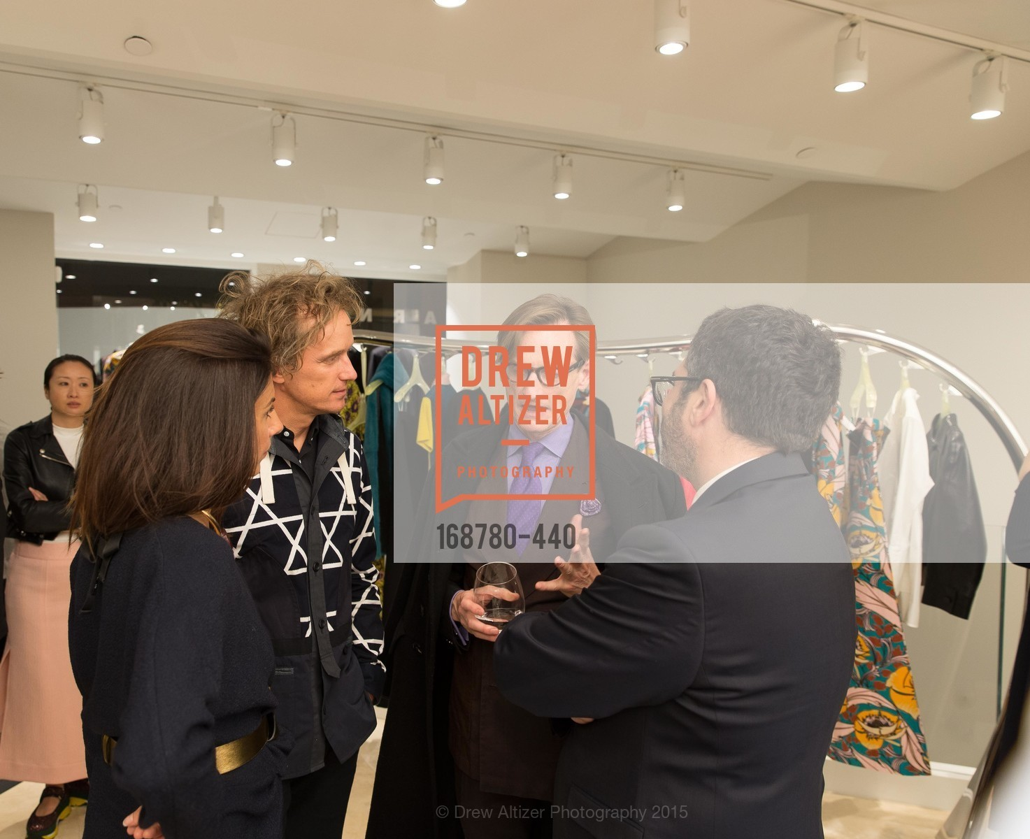Sabrina Buell. Yves Behar, Hamish Bowles, Andrea Baldo, W Magazine and BAMPFA Celebrate the Opening of the Marni San Francisco Boutique with co-hosts Sabrina Buell and Alison Pincus, Marni San Francisco. 77 Maiden Lane, November 4th, 2015,Drew Altizer, Drew Altizer Photography, full-service agency, private events, San Francisco photographer, photographer california