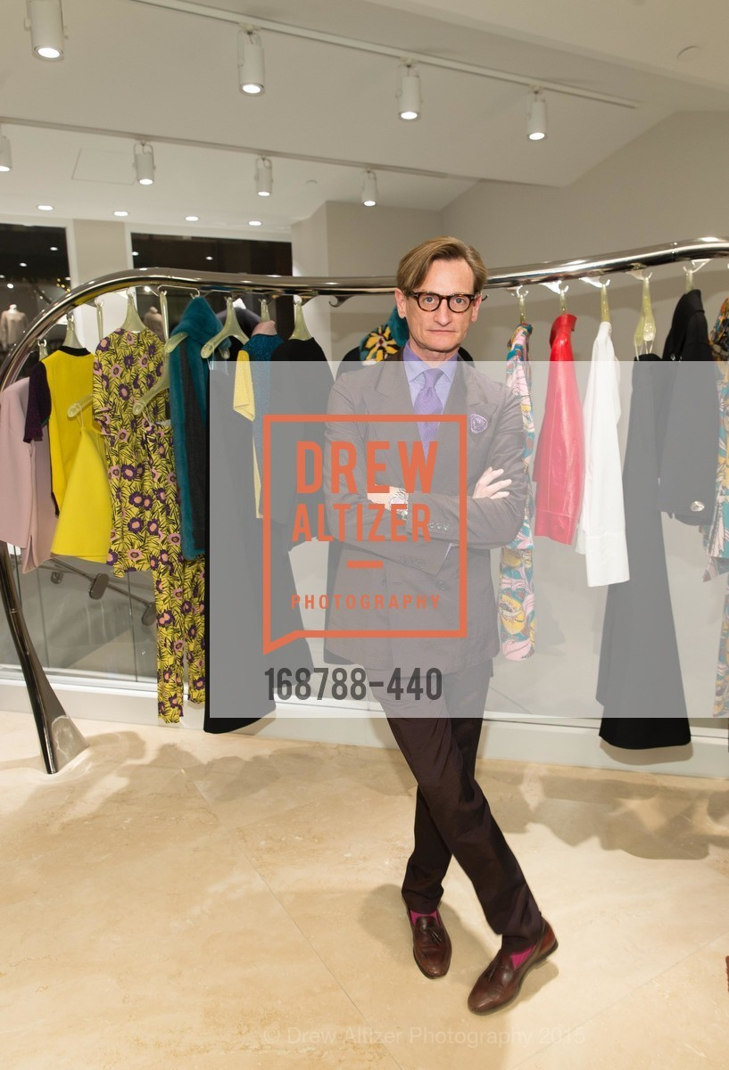 Hamish Bowles, W Magazine and BAMPFA Celebrate the Opening of the Marni San Francisco Boutique with co-hosts Sabrina Buell and Alison Pincus, Marni San Francisco. 77 Maiden Lane, November 4th, 2015,Drew Altizer, Drew Altizer Photography, full-service agency, private events, San Francisco photographer, photographer california