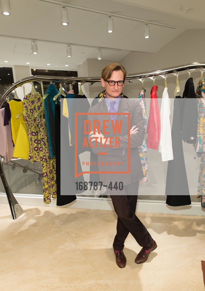 Hamish Bowles, W Magazine and BAMPFA Celebrate the Opening of the Marni San Francisco Boutique with co-hosts Sabrina Buell and Alison Pincus, Marni San Francisco. 77 Maiden Lane, November 4th, 2015,Drew Altizer, Drew Altizer Photography, full-service event agency, private events, San Francisco photographer, photographer California