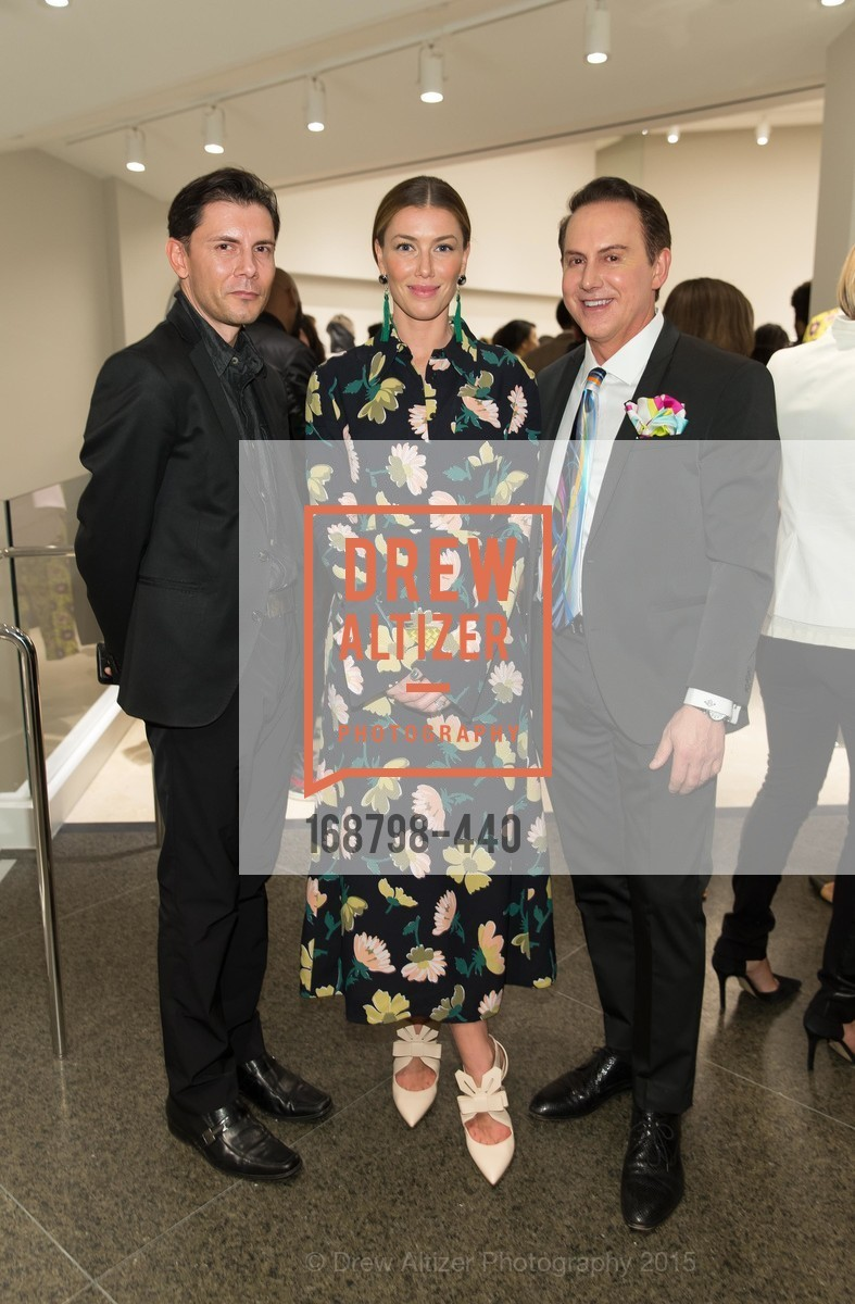 Damion Matthews, Sarah Somberg, Joel Goodrich, W Magazine and BAMPFA Celebrate the Opening of the Marni San Francisco Boutique with co-hosts Sabrina Buell and Alison Pincus, Marni San Francisco. 77 Maiden Lane, November 4th, 2015,Drew Altizer, Drew Altizer Photography, full-service agency, private events, San Francisco photographer, photographer california
