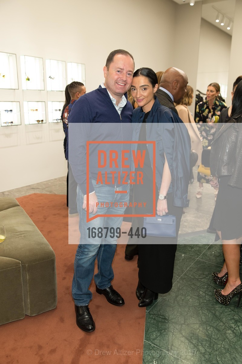 Edward Dubrovsky, Olya Dubrovsky, W Magazine and BAMPFA Celebrate the Opening of the Marni San Francisco Boutique with co-hosts Sabrina Buell and Alison Pincus, Marni San Francisco. 77 Maiden Lane, November 4th, 2015,Drew Altizer, Drew Altizer Photography, full-service agency, private events, San Francisco photographer, photographer california