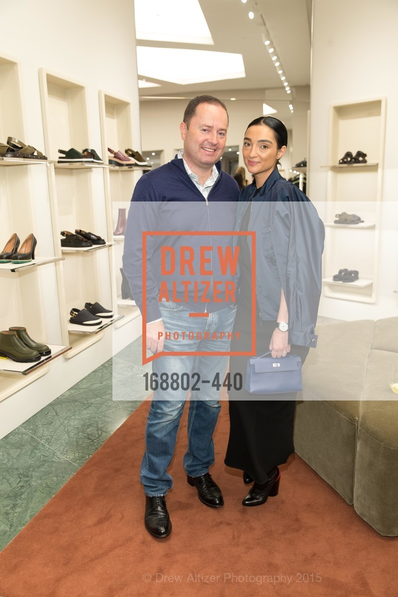 Edward Dubrovsky, Olya Dubrovsky, W Magazine and BAMPFA Celebrate the Opening of the Marni San Francisco Boutique with co-hosts Sabrina Buell and Alison Pincus, Marni San Francisco. 77 Maiden Lane, November 4th, 2015,Drew Altizer, Drew Altizer Photography, full-service event agency, private events, San Francisco photographer, photographer California