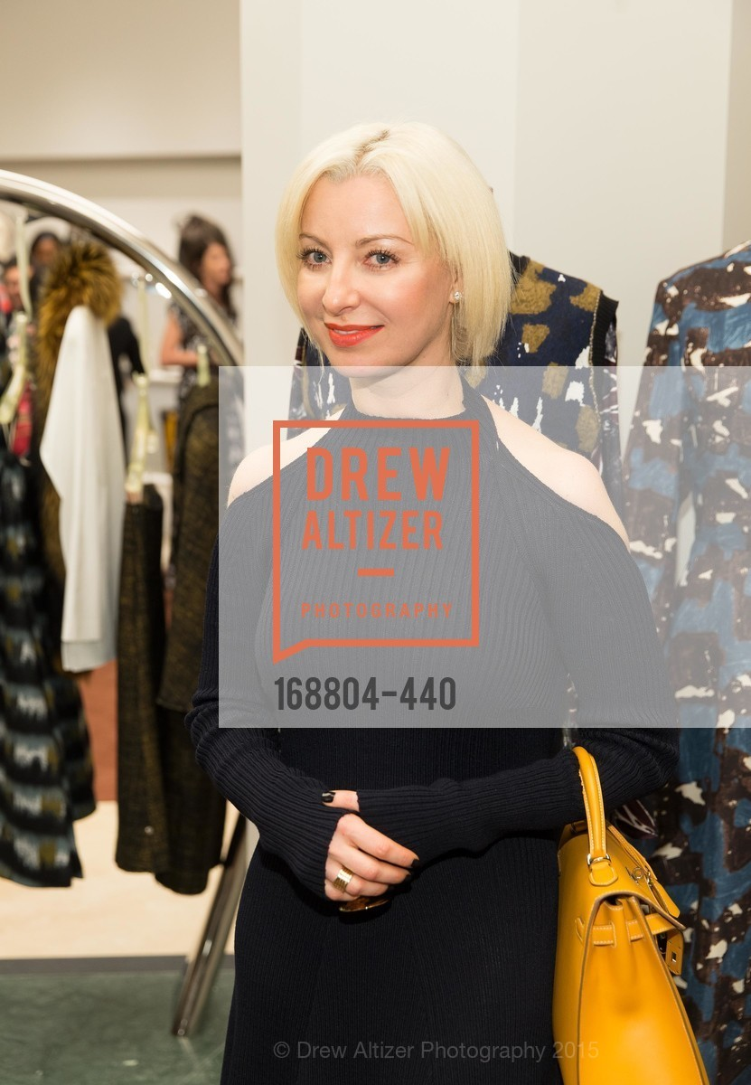 Sonya Molodetskaya, W Magazine and BAMPFA Celebrate the Opening of the Marni San Francisco Boutique with co-hosts Sabrina Buell and Alison Pincus, Marni San Francisco. 77 Maiden Lane, November 4th, 2015,Drew Altizer, Drew Altizer Photography, full-service agency, private events, San Francisco photographer, photographer california
