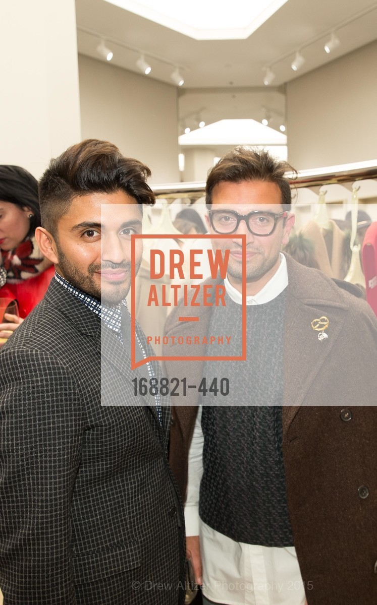 Tony Cornejo, David Mohammadi, W Magazine and BAMPFA Celebrate the Opening of the Marni San Francisco Boutique with co-hosts Sabrina Buell and Alison Pincus, Marni San Francisco. 77 Maiden Lane, November 4th, 2015,Drew Altizer, Drew Altizer Photography, full-service agency, private events, San Francisco photographer, photographer california