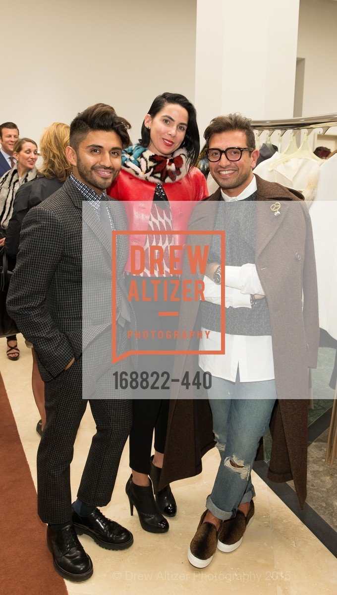 Tony Cornejo, Maria Tores, David Mohammadi, W Magazine and BAMPFA Celebrate the Opening of the Marni San Francisco Boutique with co-hosts Sabrina Buell and Alison Pincus, Marni San Francisco. 77 Maiden Lane, November 4th, 2015,Drew Altizer, Drew Altizer Photography, full-service agency, private events, San Francisco photographer, photographer california