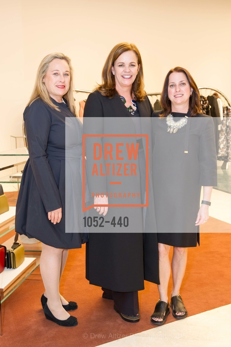 Louise Gregory, Lori Fielding, Jen York, W Magazine and BAMPFA Celebrate the Opening of the Marni San Francisco Boutique with co-hosts Sabrina Buell and Alison Pincus, Marni San Francisco. 77 Maiden Lane, November 4th, 2015,Drew Altizer, Drew Altizer Photography, full-service agency, private events, San Francisco photographer, photographer california