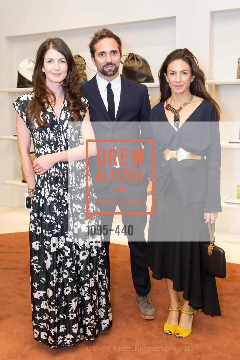 Lucrezia Lupi, Simone de Grandi, Sabrina Buell, W Magazine and BAMPFA Celebrate the Opening of the Marni San Francisco Boutique with co-hosts Sabrina Buell and Alison Pincus, Marni San Francisco. 77 Maiden Lane, November 4th, 2015,Drew Altizer, Drew Altizer Photography, full-service agency, private events, San Francisco photographer, photographer california