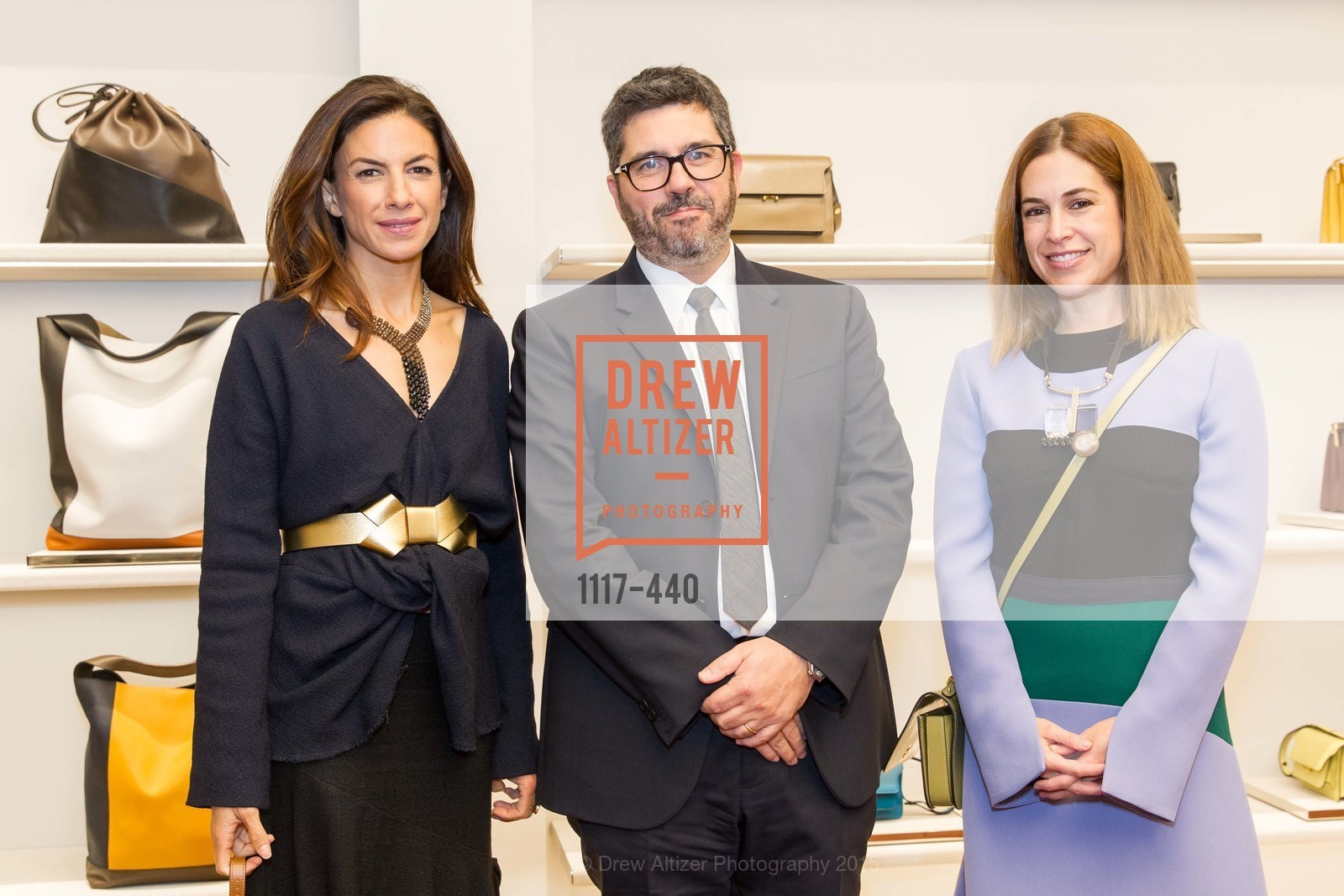 Sabrina Buell, Andrea Baldo, Allison Pincus, W Magazine and BAMPFA Celebrate the Opening of the Marni San Francisco Boutique with co-hosts Sabrina Buell and Alison Pincus, Marni San Francisco. 77 Maiden Lane, November 4th, 2015,Drew Altizer, Drew Altizer Photography, full-service event agency, private events, San Francisco photographer, photographer California