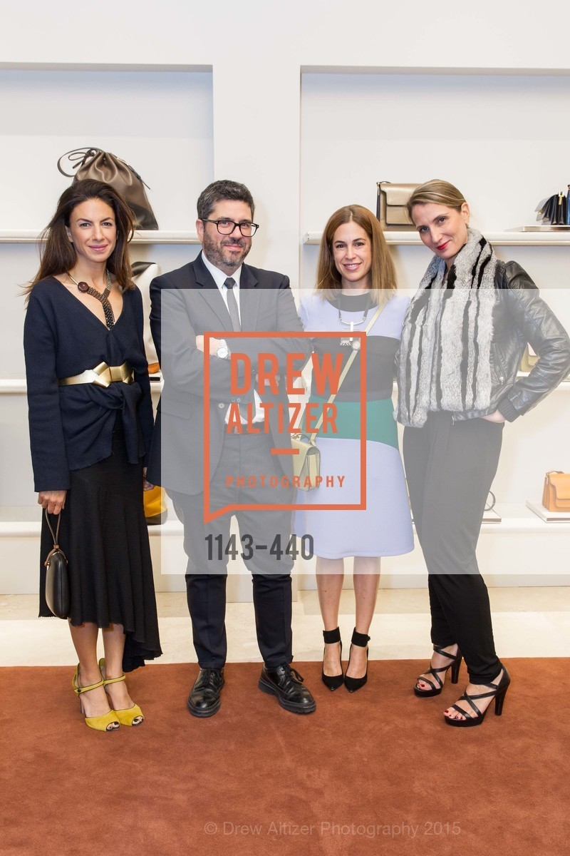 Allison Pincus, Andrea Baldo, Sabrina Buell, Risa Larson, W Magazine and BAMPFA Celebrate the Opening of the Marni San Francisco Boutique with co-hosts Sabrina Buell and Alison Pincus, Marni San Francisco. 77 Maiden Lane, November 4th, 2015,Drew Altizer, Drew Altizer Photography, full-service agency, private events, San Francisco photographer, photographer california
