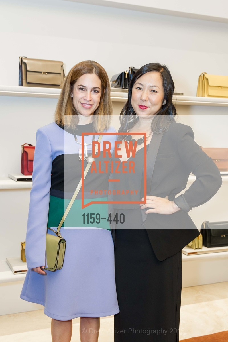 Allison Pincus, Celia Chen, W Magazine and BAMPFA Celebrate the Opening of the Marni San Francisco Boutique with co-hosts Sabrina Buell and Alison Pincus, Marni San Francisco. 77 Maiden Lane, November 4th, 2015,Drew Altizer, Drew Altizer Photography, full-service event agency, private events, San Francisco photographer, photographer California