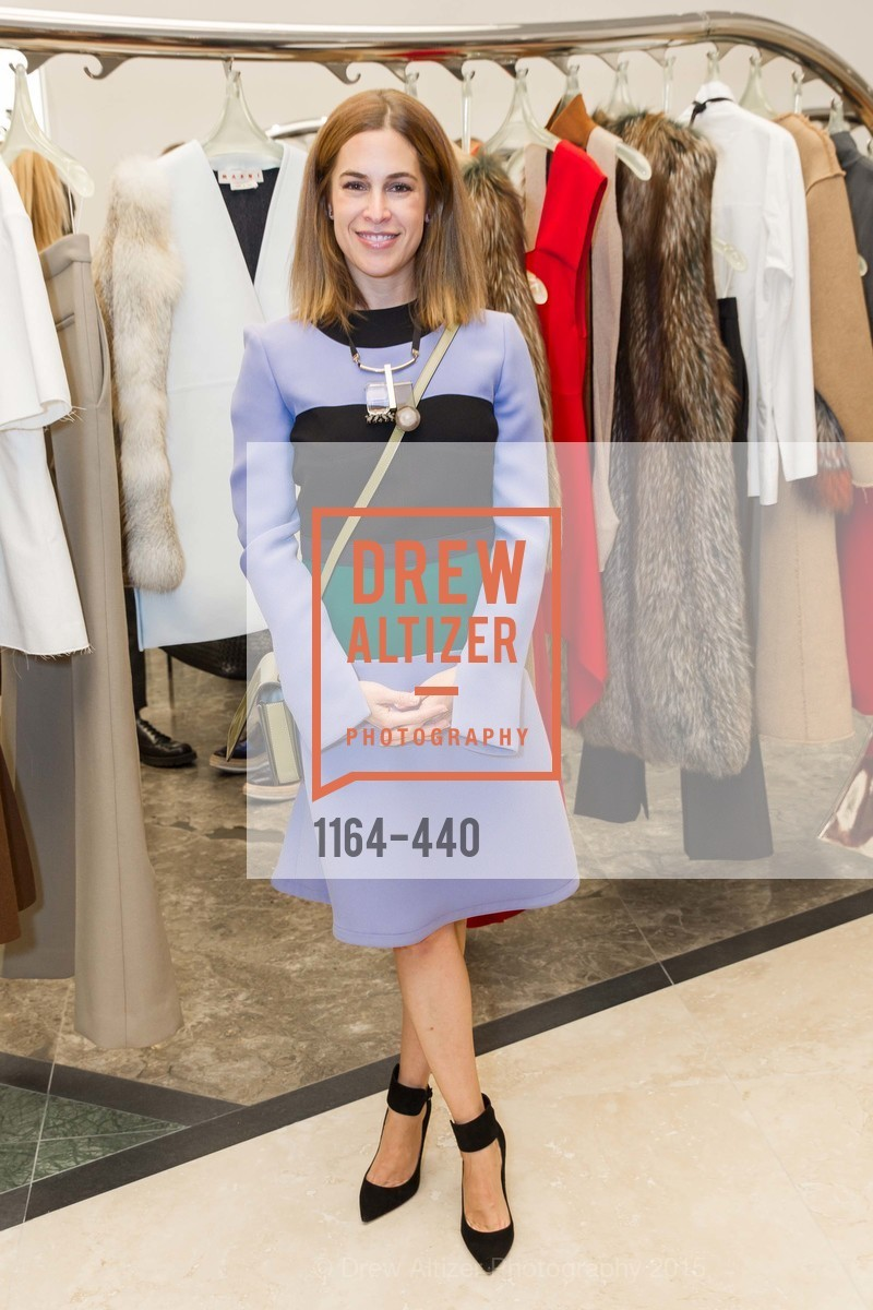 Allison Pincus, W Magazine and BAMPFA Celebrate the Opening of the Marni San Francisco Boutique with co-hosts Sabrina Buell and Alison Pincus, Marni San Francisco. 77 Maiden Lane, November 4th, 2015,Drew Altizer, Drew Altizer Photography, full-service agency, private events, San Francisco photographer, photographer california