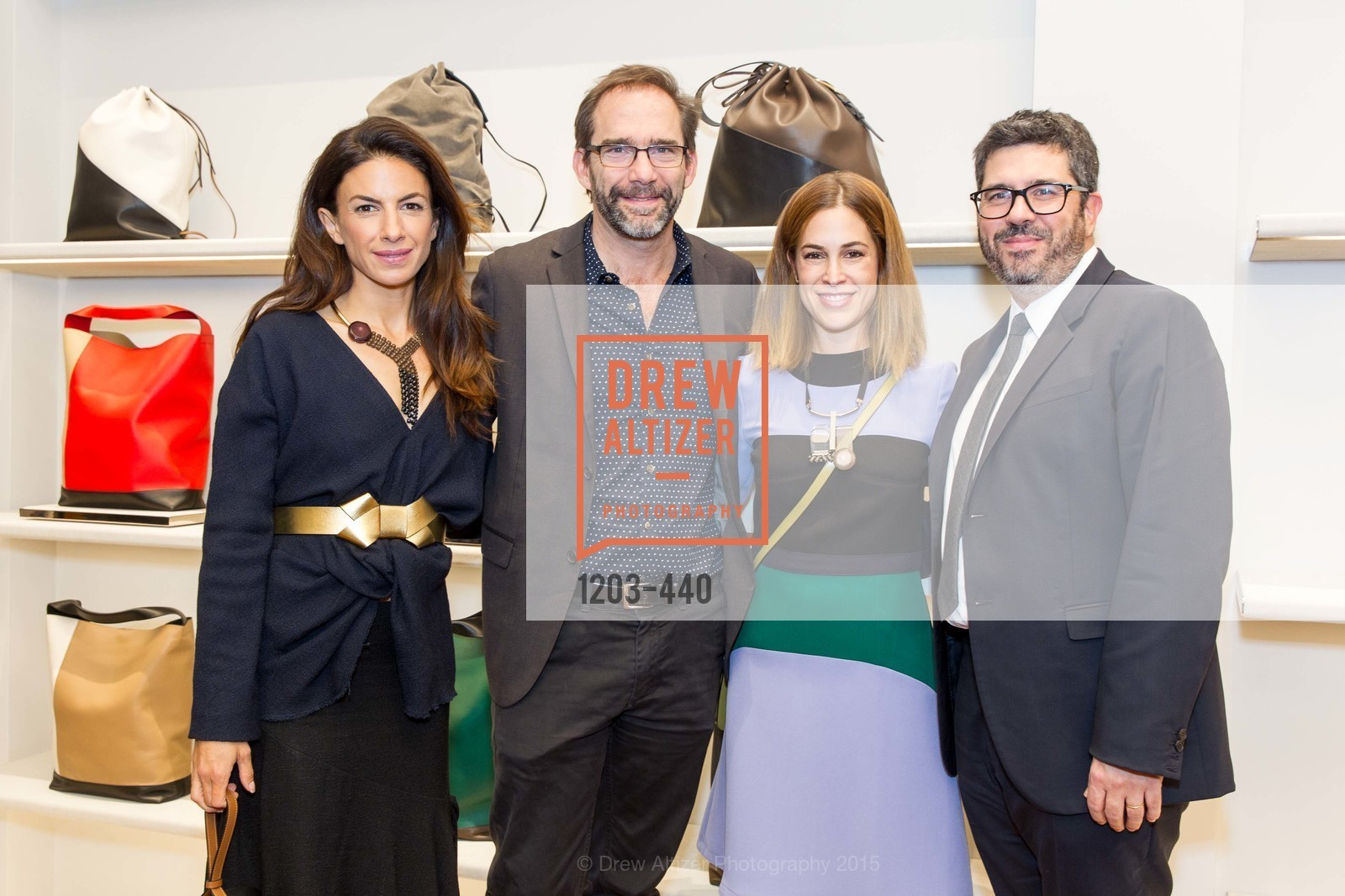 Sabrina Buell, Allison Pincus, Andrea Baldo, W Magazine and BAMPFA Celebrate the Opening of the Marni San Francisco Boutique with co-hosts Sabrina Buell and Alison Pincus, Marni San Francisco. 77 Maiden Lane, November 4th, 2015,Drew Altizer, Drew Altizer Photography, full-service agency, private events, San Francisco photographer, photographer california