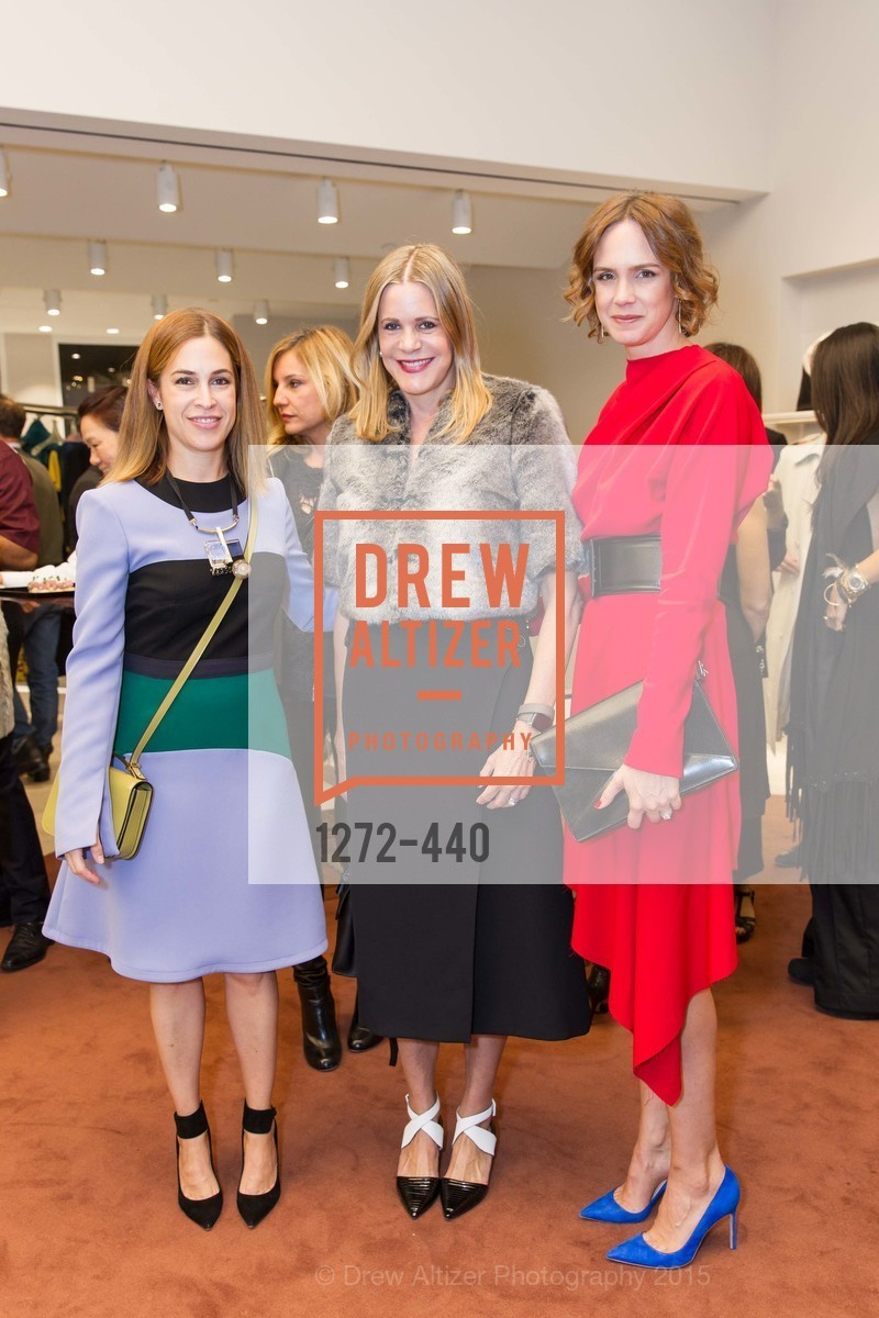 Allison Pincus, Mary Beth Shimmon, Jessica Moment, W Magazine and BAMPFA Celebrate the Opening of the Marni San Francisco Boutique with co-hosts Sabrina Buell and Alison Pincus, Marni San Francisco. 77 Maiden Lane, November 4th, 2015,Drew Altizer, Drew Altizer Photography, full-service agency, private events, San Francisco photographer, photographer california