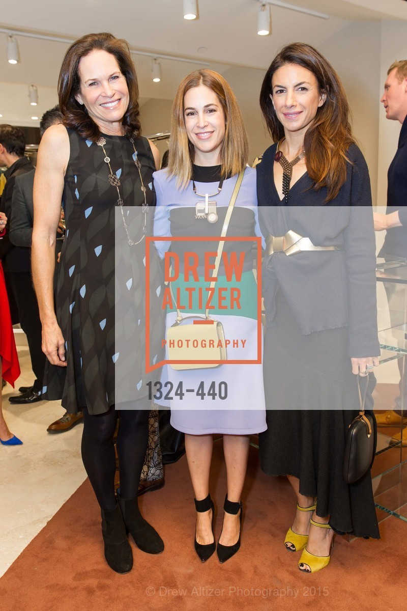 Randi Fisher, Allison Pincus, Sabrina Buell, W Magazine and BAMPFA Celebrate the Opening of the Marni San Francisco Boutique with co-hosts Sabrina Buell and Alison Pincus, Marni San Francisco. 77 Maiden Lane, November 4th, 2015,Drew Altizer, Drew Altizer Photography, full-service event agency, private events, San Francisco photographer, photographer California