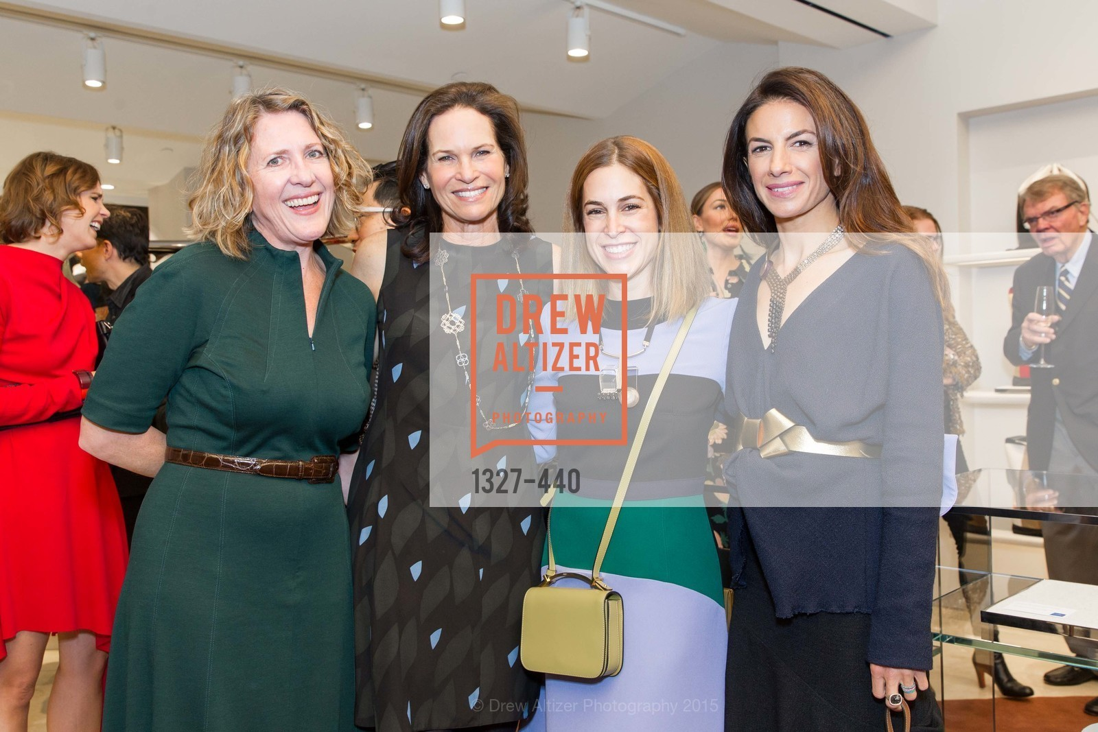 Shannon Jackson, Randi Fisher, Allison Pincus, Sabrina Buell, W Magazine and BAMPFA Celebrate the Opening of the Marni San Francisco Boutique with co-hosts Sabrina Buell and Alison Pincus, Marni San Francisco. 77 Maiden Lane, November 4th, 2015,Drew Altizer, Drew Altizer Photography, full-service agency, private events, San Francisco photographer, photographer california
