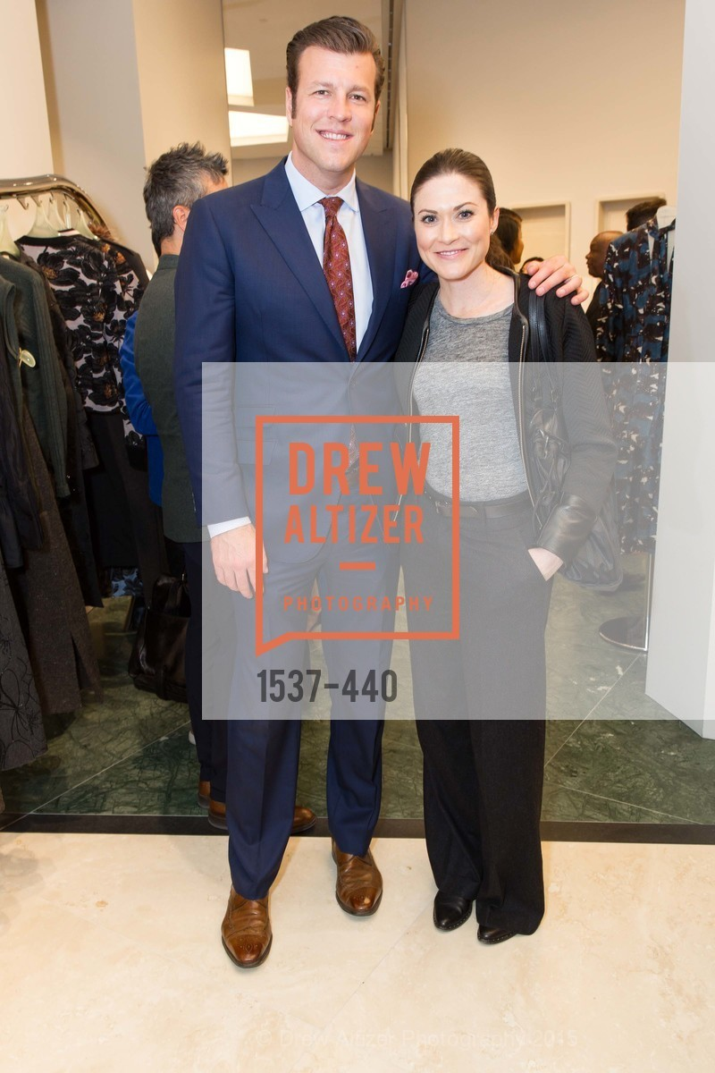 Grant Yeatman, Allison Shafii, W Magazine and BAMPFA Celebrate the Opening of the Marni San Francisco Boutique with co-hosts Sabrina Buell and Alison Pincus, Marni San Francisco. 77 Maiden Lane, November 4th, 2015,Drew Altizer, Drew Altizer Photography, full-service agency, private events, San Francisco photographer, photographer california