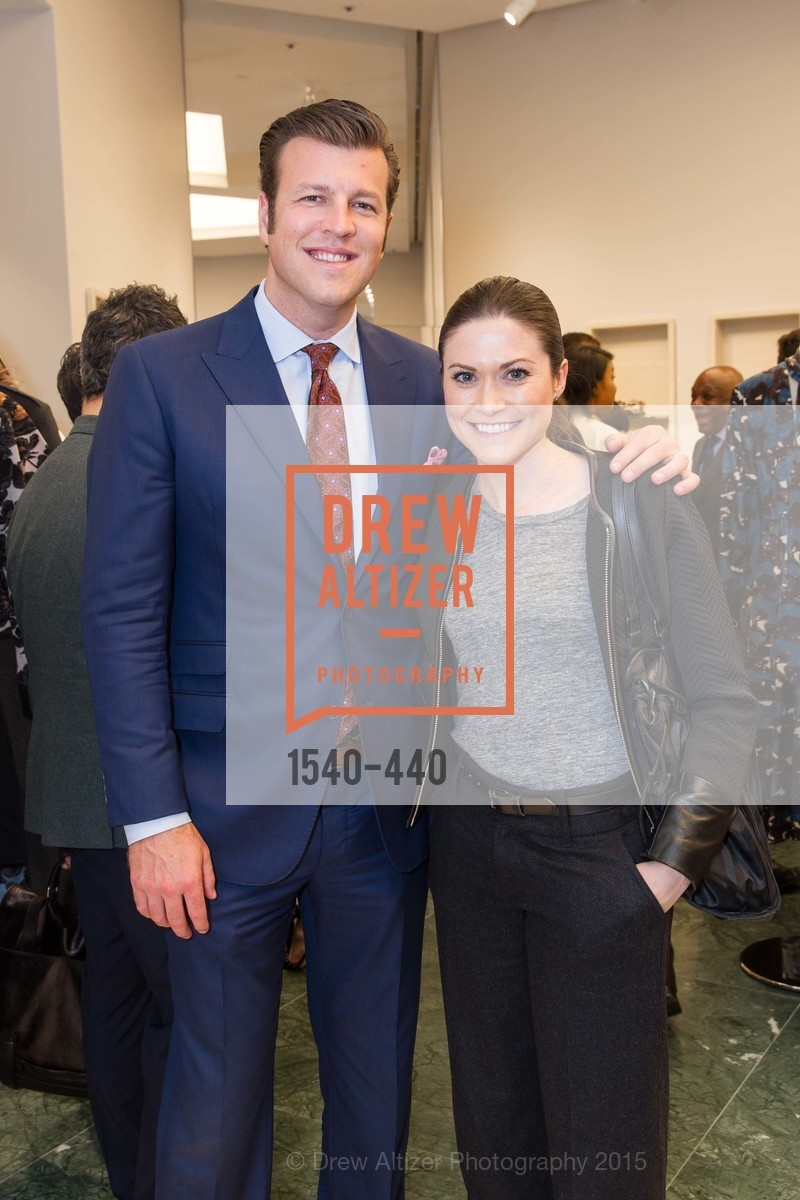 Grant Yeatman, Allison Shafii, W Magazine and BAMPFA Celebrate the Opening of the Marni San Francisco Boutique with co-hosts Sabrina Buell and Alison Pincus, Marni San Francisco. 77 Maiden Lane, November 4th, 2015,Drew Altizer, Drew Altizer Photography, full-service event agency, private events, San Francisco photographer, photographer California