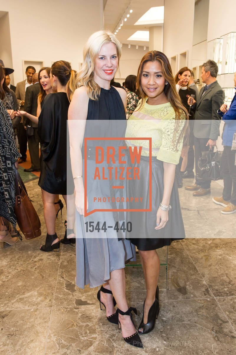 Colby Hallen, Lillian Phan, W Magazine and BAMPFA Celebrate the Opening of the Marni San Francisco Boutique with co-hosts Sabrina Buell and Alison Pincus, Marni San Francisco. 77 Maiden Lane, November 4th, 2015,Drew Altizer, Drew Altizer Photography, full-service agency, private events, San Francisco photographer, photographer california