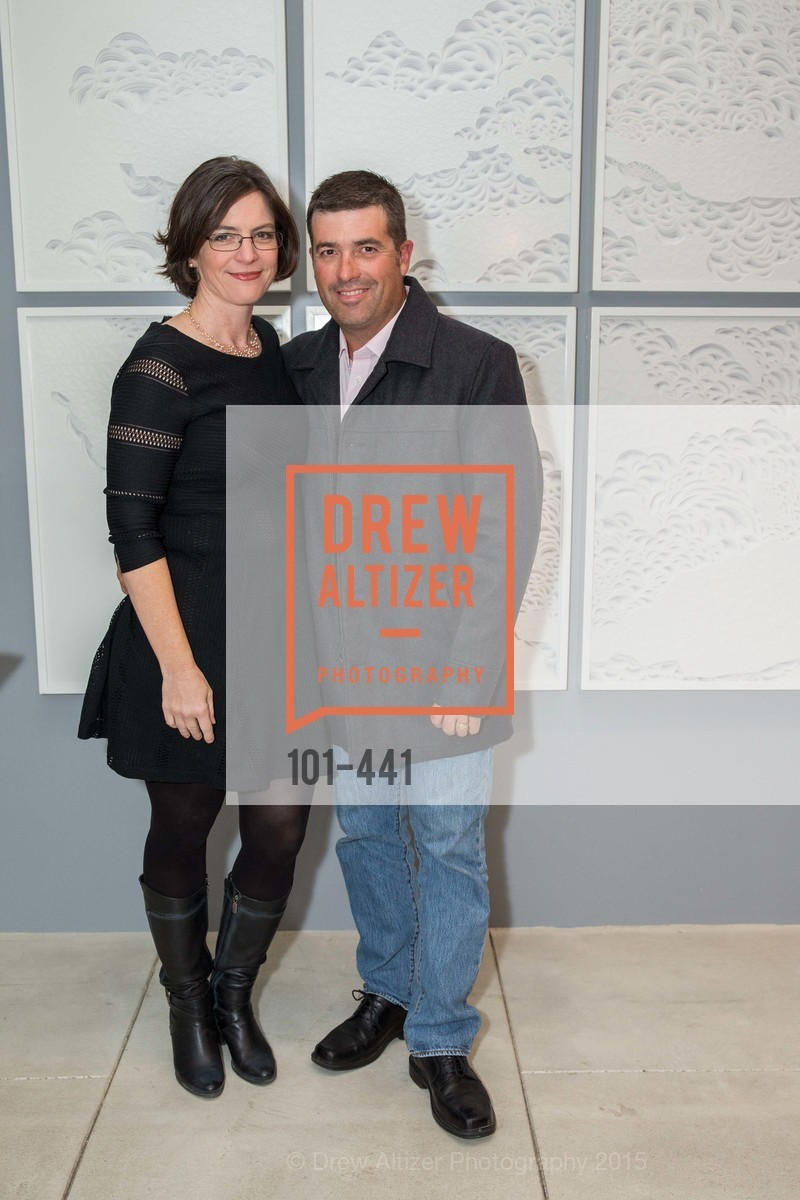 Jennifer Rochlin, Stefan Rochlin, Stephanie Breitbard Fine Arts San Francisco Opening, Stephanie Breitbard Fine Arts. 843 Montgomery St, November 5th, 2015,Drew Altizer, Drew Altizer Photography, full-service agency, private events, San Francisco photographer, photographer california