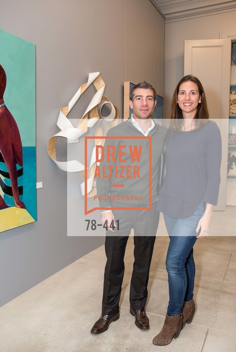 Scott Preston, Kristin Preston, Stephanie Breitbard Fine Arts San Francisco Opening, Stephanie Breitbard Fine Arts. 843 Montgomery St, November 5th, 2015,Drew Altizer, Drew Altizer Photography, full-service agency, private events, San Francisco photographer, photographer california