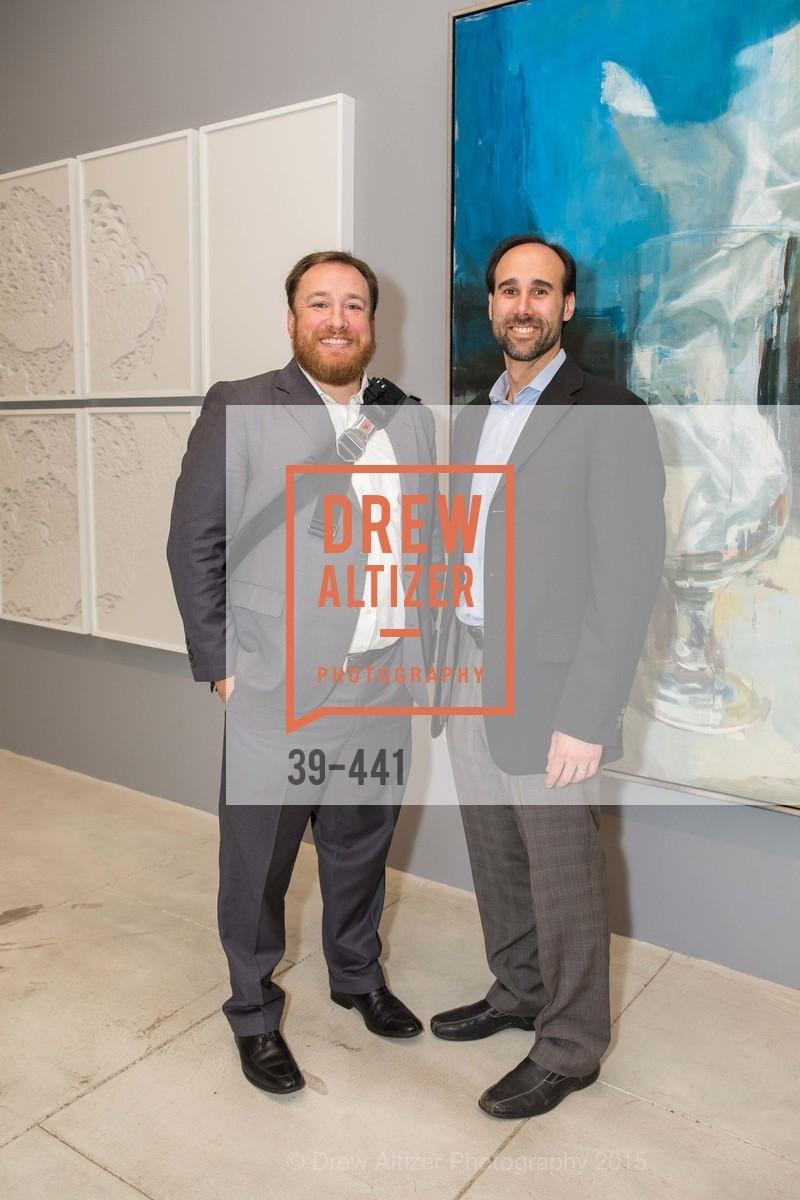 Brian Kimball, Sam Krasnow, Stephanie Breitbard Fine Arts San Francisco Opening, Stephanie Breitbard Fine Arts. 843 Montgomery St, November 5th, 2015