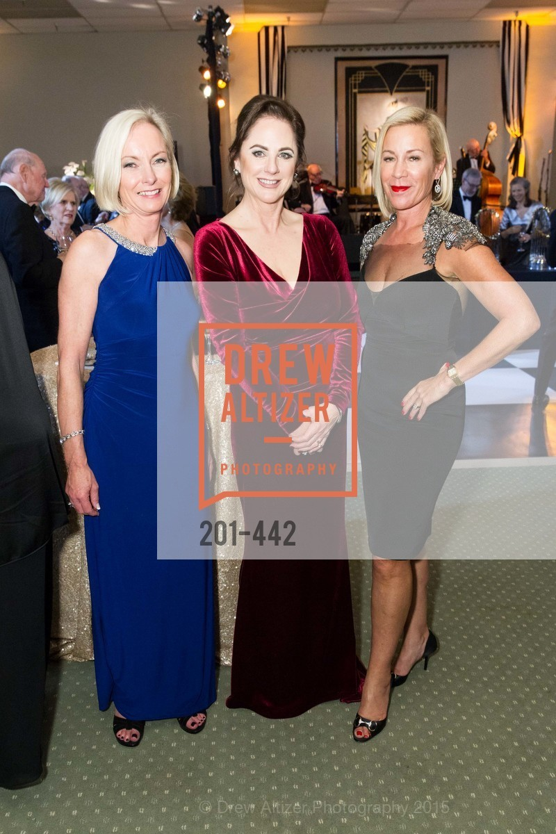 Janet Higgins, Lisa Harris, Jan Bertrand, Metropolitan Club Presents THE CENTENNIAL GALA, Metropolitan Club. 640 Sutter Street, November 5th, 2015,Drew Altizer, Drew Altizer Photography, full-service agency, private events, San Francisco photographer, photographer california