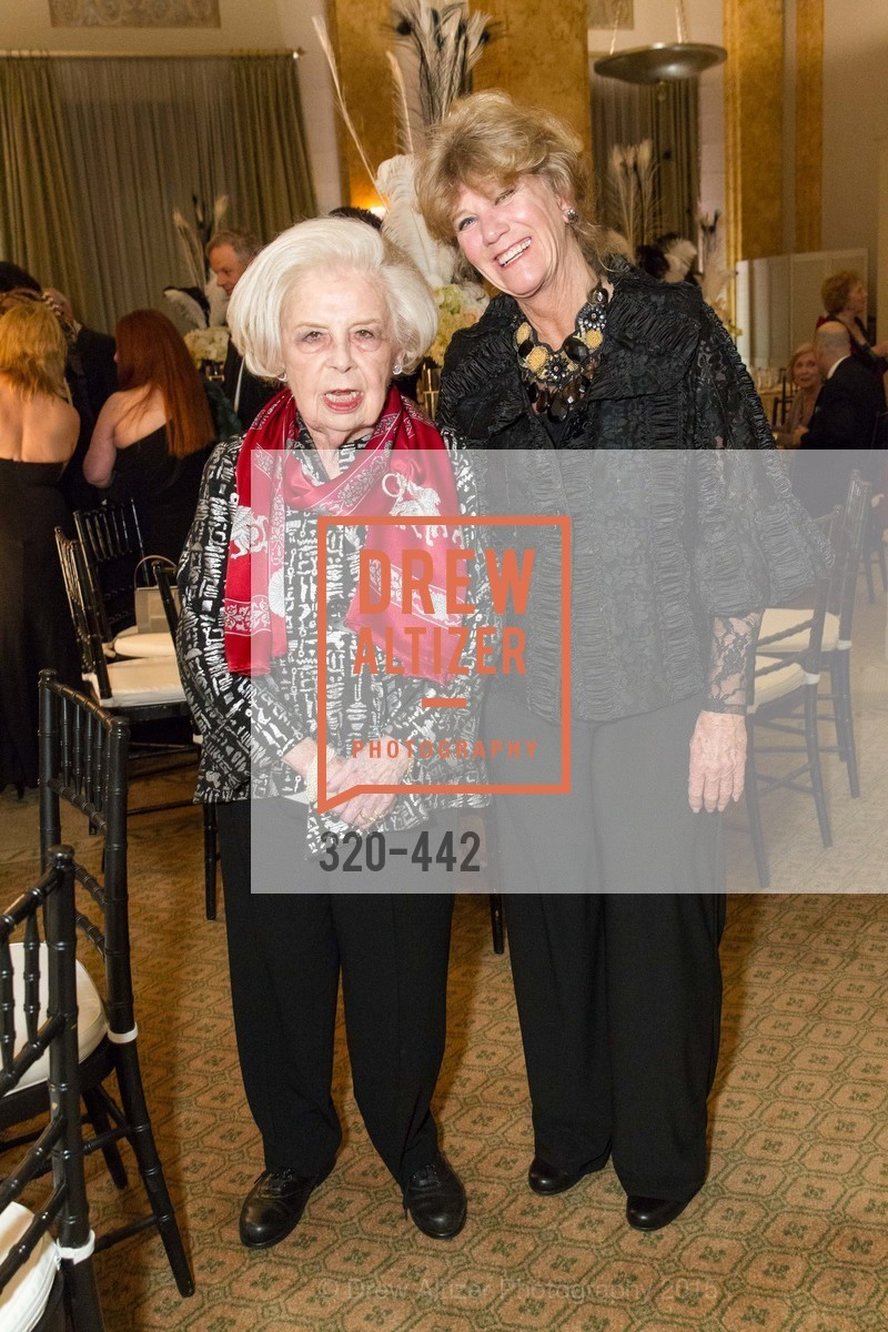 Shirley Coyne, Judy Gifford, Metropolitan Club Presents THE CENTENNIAL GALA, Metropolitan Club. 640 Sutter Street, November 5th, 2015