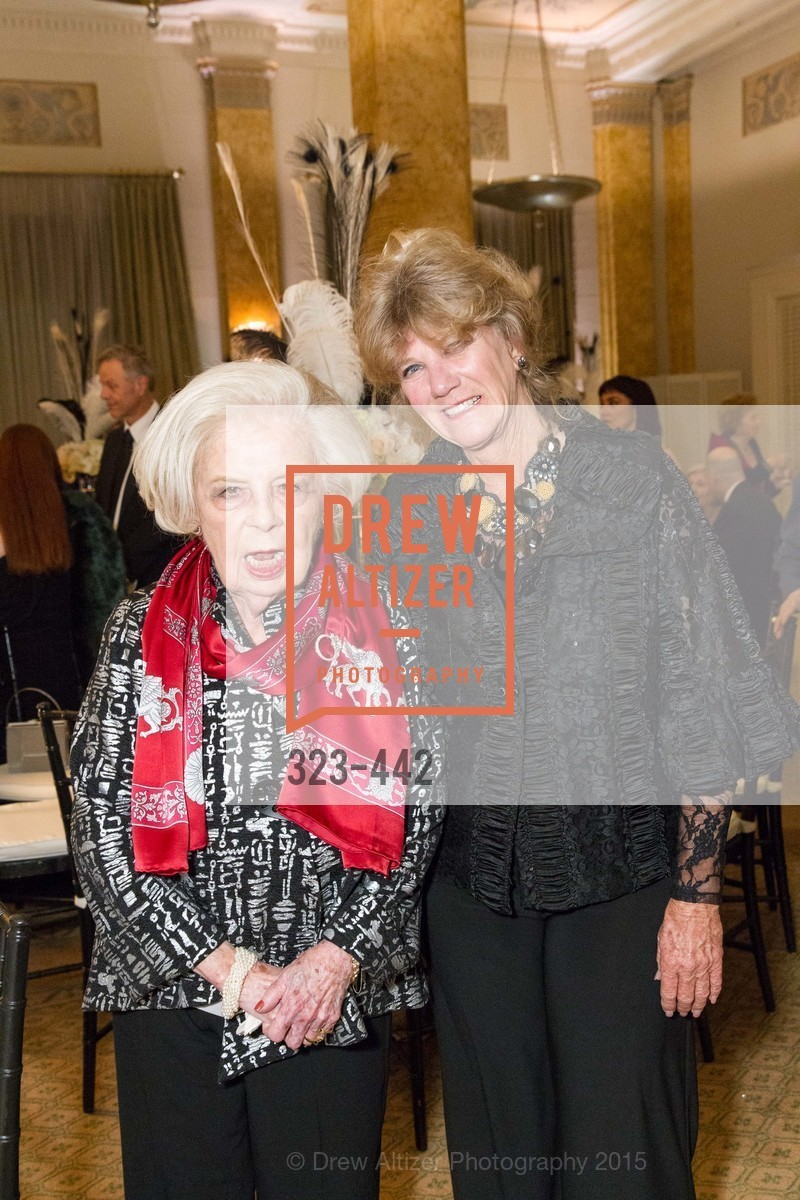 Shirley Coyne, Judy Gifford, Metropolitan Club Presents THE CENTENNIAL GALA, Metropolitan Club. 640 Sutter Street, November 5th, 2015,Drew Altizer, Drew Altizer Photography, full-service agency, private events, San Francisco photographer, photographer california