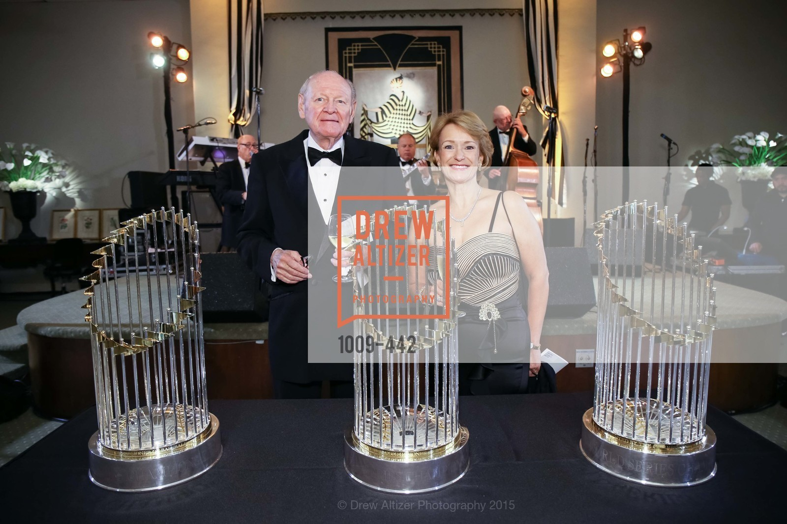 George Olsen, Patricia Olsen, Metropolitan Club Presents THE CENTENNIAL GALA, Metropolitan Club. 640 Sutter Street, November 5th, 2015,Drew Altizer, Drew Altizer Photography, full-service agency, private events, San Francisco photographer, photographer california