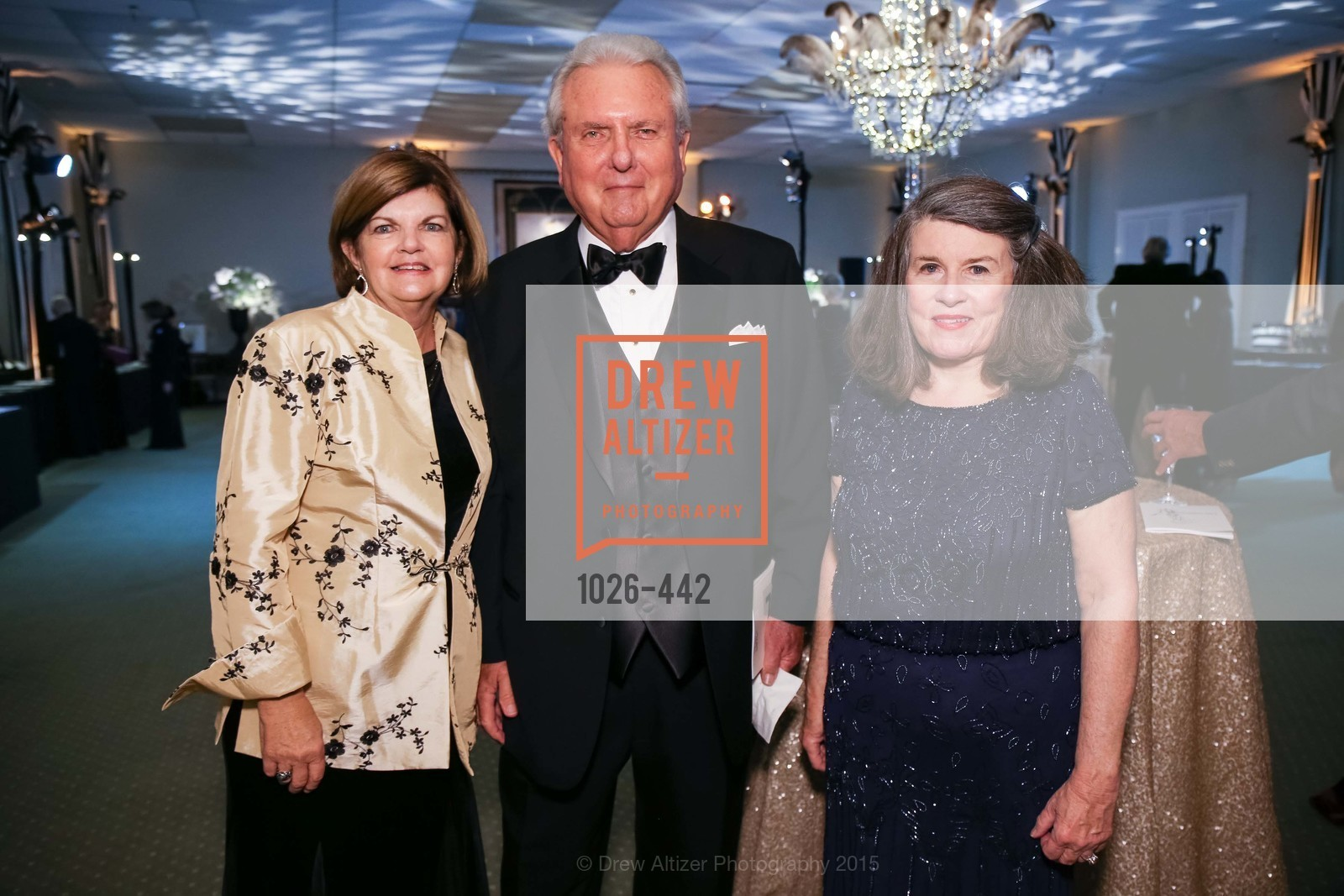 Carol Ann Rogers, Lee Tyree, Peggy Mitchell, Metropolitan Club Presents THE CENTENNIAL GALA, Metropolitan Club. 640 Sutter Street, November 5th, 2015,Drew Altizer, Drew Altizer Photography, full-service agency, private events, San Francisco photographer, photographer california