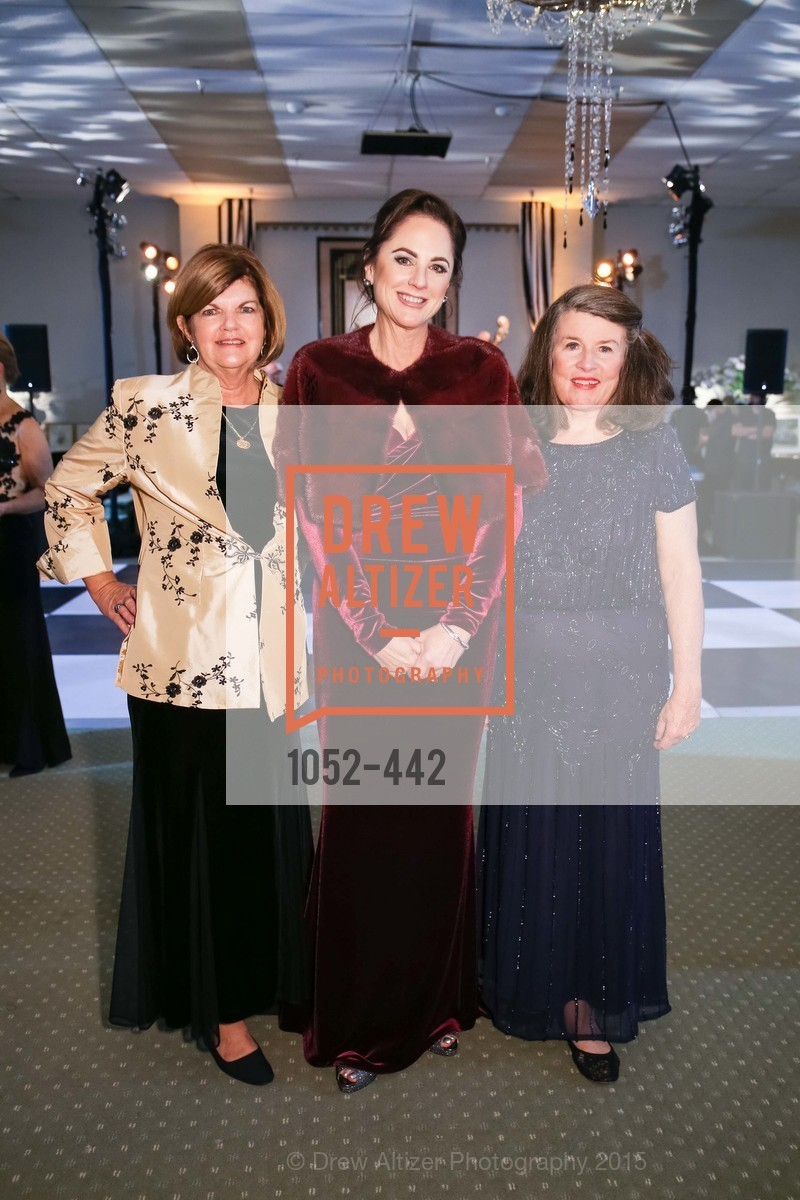 Carol Ann Rogers, Lisa Harris, Peggy Mitchell, Metropolitan Club Presents THE CENTENNIAL GALA, Metropolitan Club. 640 Sutter Street, November 5th, 2015,Drew Altizer, Drew Altizer Photography, full-service agency, private events, San Francisco photographer, photographer california
