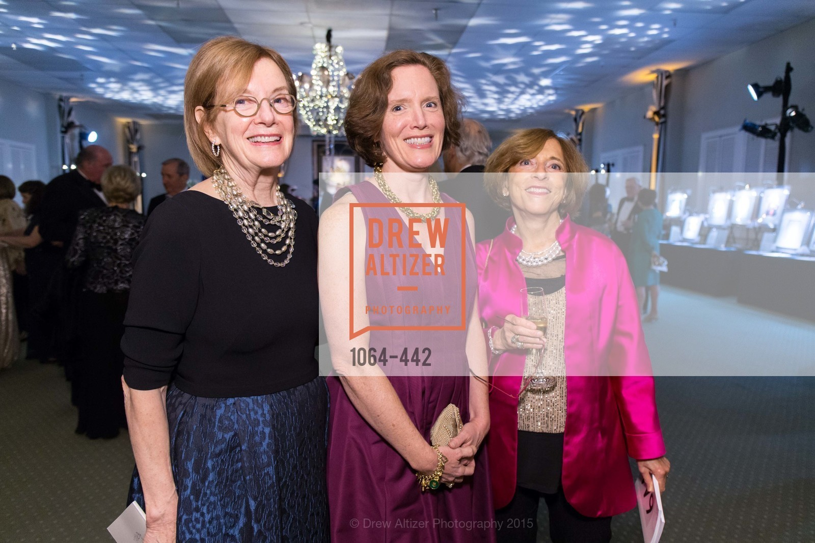 Lynn Thompson, Laurel Paul, Sue Molinari, Metropolitan Club Presents THE CENTENNIAL GALA, Metropolitan Club. 640 Sutter Street, November 5th, 2015,Drew Altizer, Drew Altizer Photography, full-service agency, private events, San Francisco photographer, photographer california