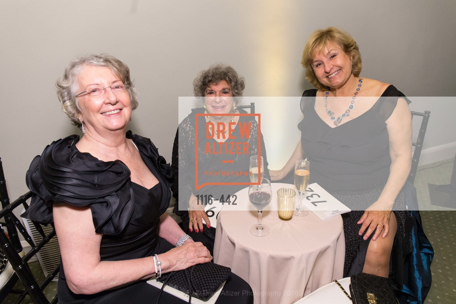 Marcia MacArthur, Delia Ehrlich, Angelina Sorensen, Metropolitan Club Presents THE CENTENNIAL GALA, Metropolitan Club. 640 Sutter Street, November 5th, 2015,Drew Altizer, Drew Altizer Photography, full-service agency, private events, San Francisco photographer, photographer california