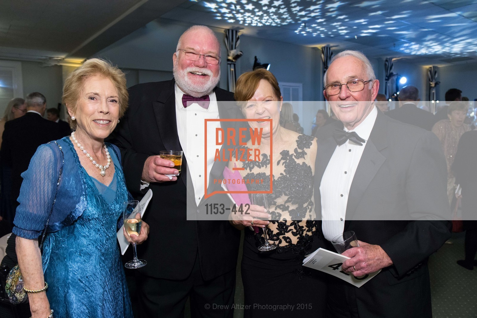 Gayle Tunnell, Patrick Fitzgerald, Pat Ascher, Doug Ascher, Metropolitan Club Presents THE CENTENNIAL GALA, Metropolitan Club. 640 Sutter Street, November 5th, 2015,Drew Altizer, Drew Altizer Photography, full-service agency, private events, San Francisco photographer, photographer california