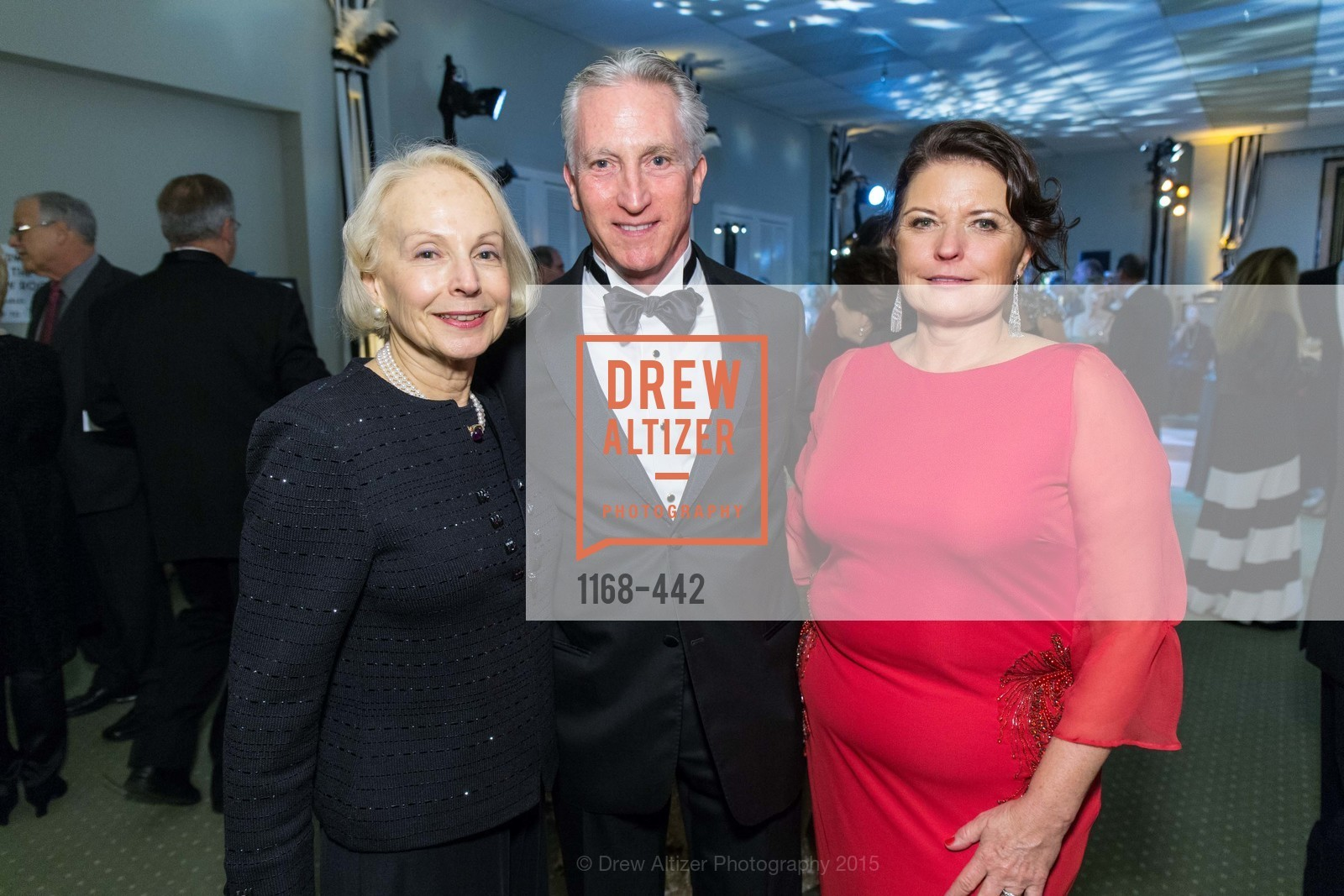 Sharon Litsky, Robert Eldred, Elizabeth Folger, Metropolitan Club Presents THE CENTENNIAL GALA, Metropolitan Club. 640 Sutter Street, November 5th, 2015,Drew Altizer, Drew Altizer Photography, full-service agency, private events, San Francisco photographer, photographer california