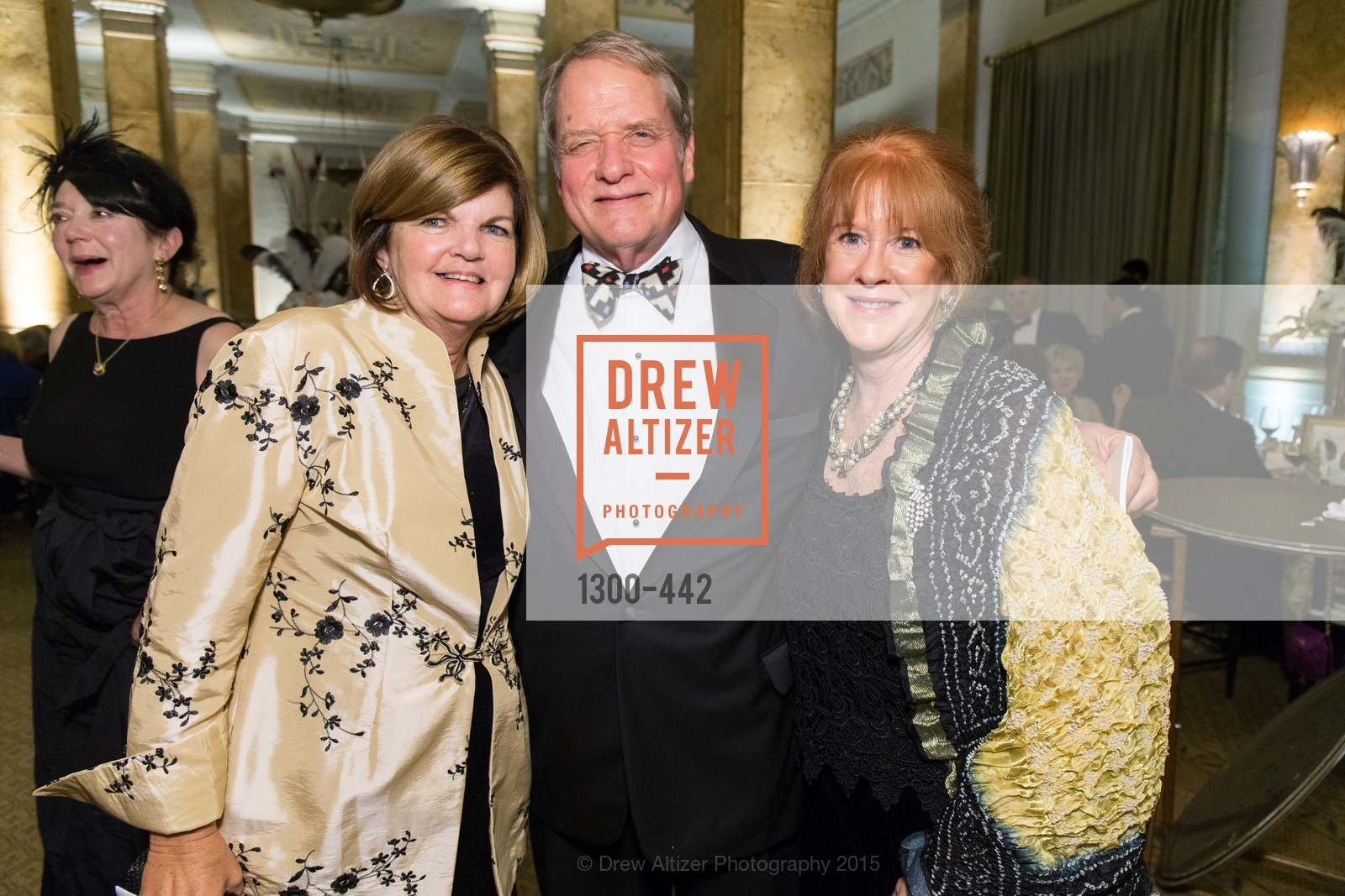 Carol Ann Rogers, Jim Chiddix, Trudy Chiddix, Metropolitan Club Presents THE CENTENNIAL GALA, Metropolitan Club. 640 Sutter Street, November 5th, 2015,Drew Altizer, Drew Altizer Photography, full-service agency, private events, San Francisco photographer, photographer california