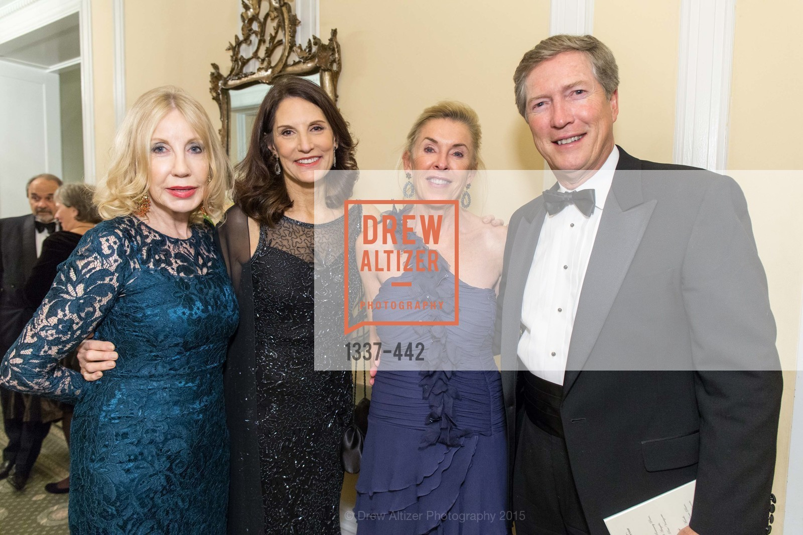 Lois Deburen, Anne Thorsen, Marilee Irwin, Doug Carlson, Metropolitan Club Presents THE CENTENNIAL GALA, Metropolitan Club. 640 Sutter Street, November 5th, 2015,Drew Altizer, Drew Altizer Photography, full-service agency, private events, San Francisco photographer, photographer california