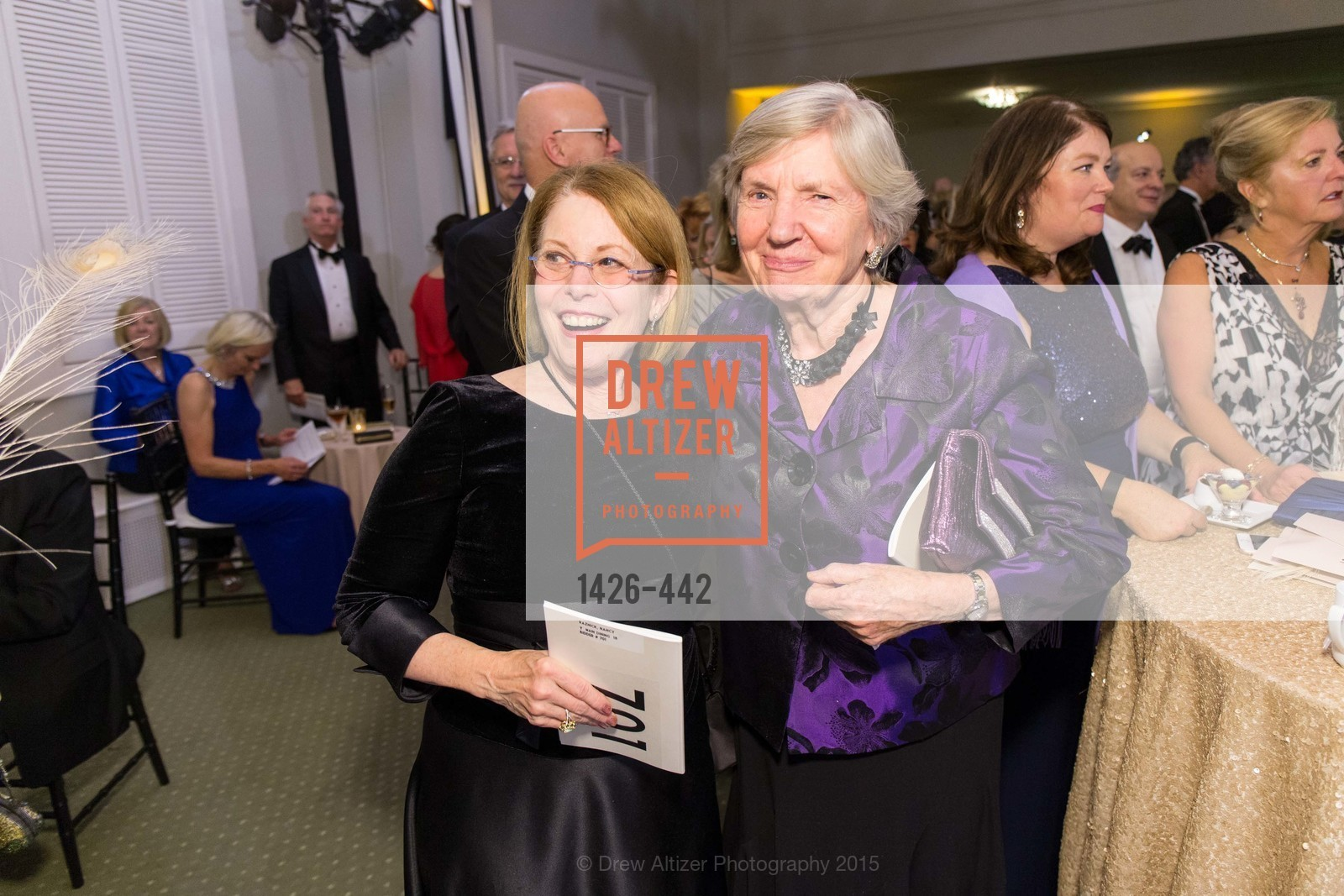 Nancy Raznick, Helen Johnson, Metropolitan Club Presents THE CENTENNIAL GALA, Metropolitan Club. 640 Sutter Street, November 5th, 2015,Drew Altizer, Drew Altizer Photography, full-service agency, private events, San Francisco photographer, photographer california