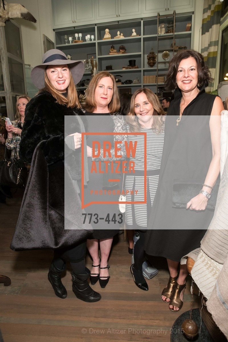 Alexandra Walters, Mary Nelson, Tamara Bartley, Noel Walters, J.RACHMAN GRAND OPENING AND BOOK SIGNING BY ALISON CARLSON