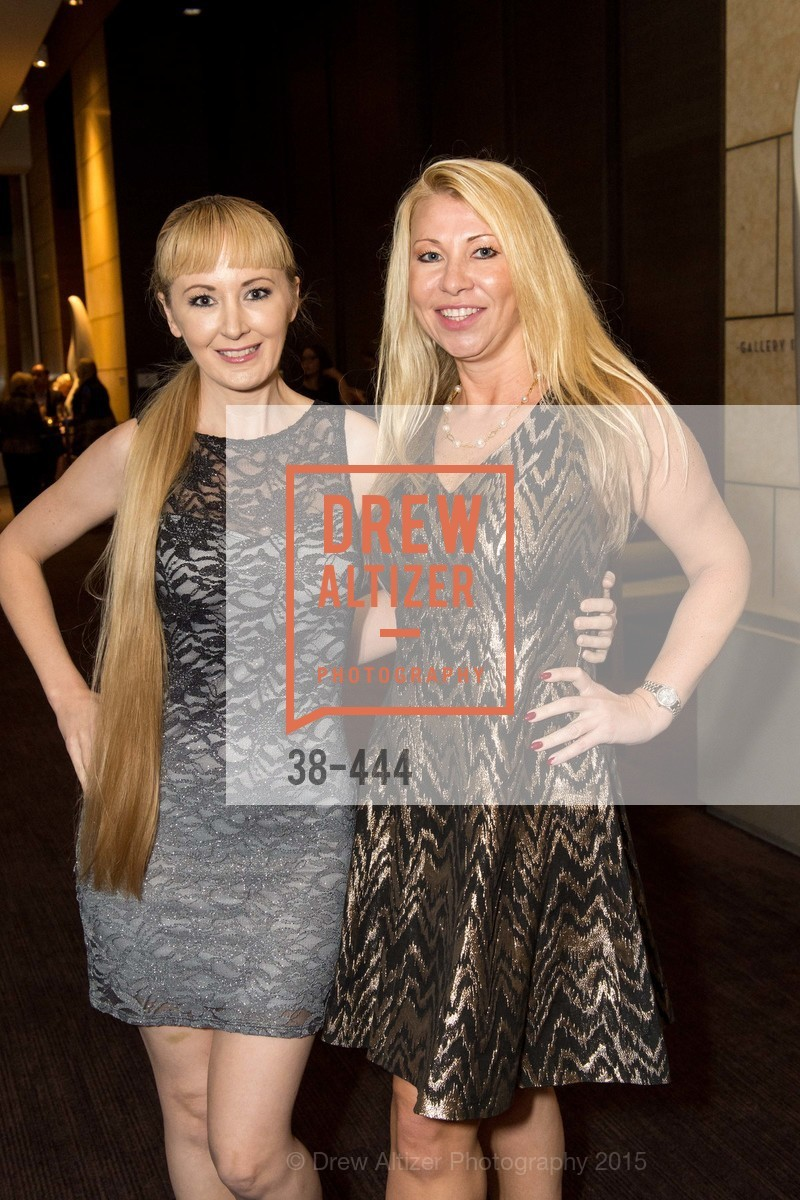 Shannyn Bessoni, Lena Gikkas, Alonzo King LINES Ballet Opening Night Party, St. Regis Hotel. 125 3rd St, November 6th, 2015,Drew Altizer, Drew Altizer Photography, full-service agency, private events, San Francisco photographer, photographer california