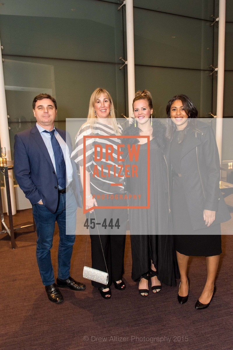 Peter Delappe, Margaret Southerland, Beth Caldman, Kerry Bolte, Alonzo King LINES Ballet Opening Night Party, St. Regis Hotel. 125 3rd St, November 6th, 2015,Drew Altizer, Drew Altizer Photography, full-service agency, private events, San Francisco photographer, photographer california