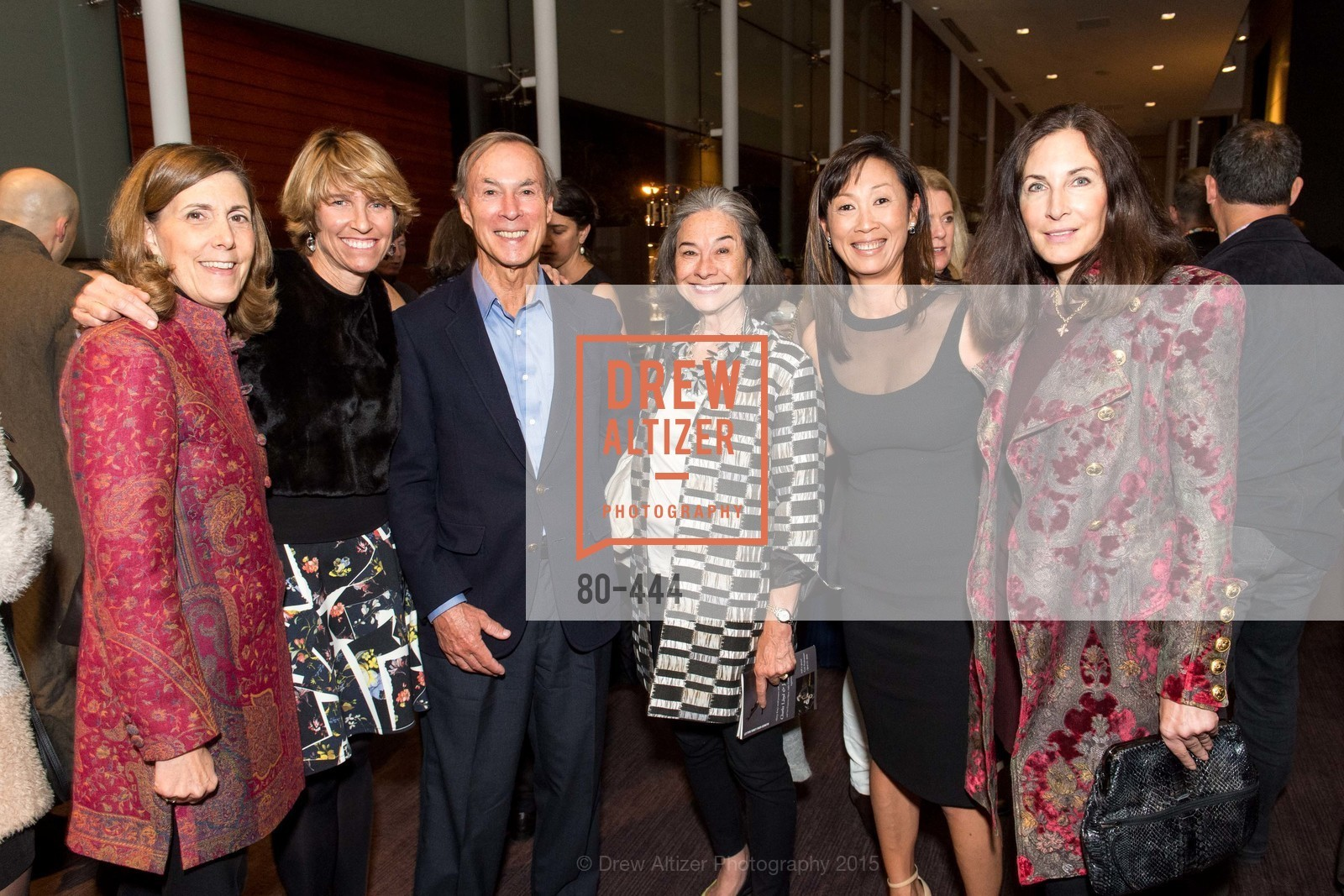 Kate Duhamel, William Wiley, Judy Flannery, Lucia Choi-Dalton, Stefanie Coyote, Alonzo King LINES Ballet Opening Night Party, St. Regis Hotel. 125 3rd St, November 6th, 2015,Drew Altizer, Drew Altizer Photography, full-service agency, private events, San Francisco photographer, photographer california