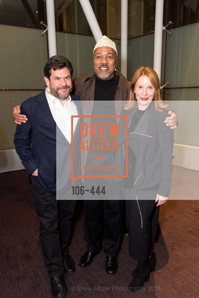 John Pritzker, Alonzo King, Lisa Pritzker, Alonzo King LINES Ballet Opening Night Party, St. Regis Hotel. 125 3rd St, November 6th, 2015,Drew Altizer, Drew Altizer Photography, full-service event agency, private events, San Francisco photographer, photographer California