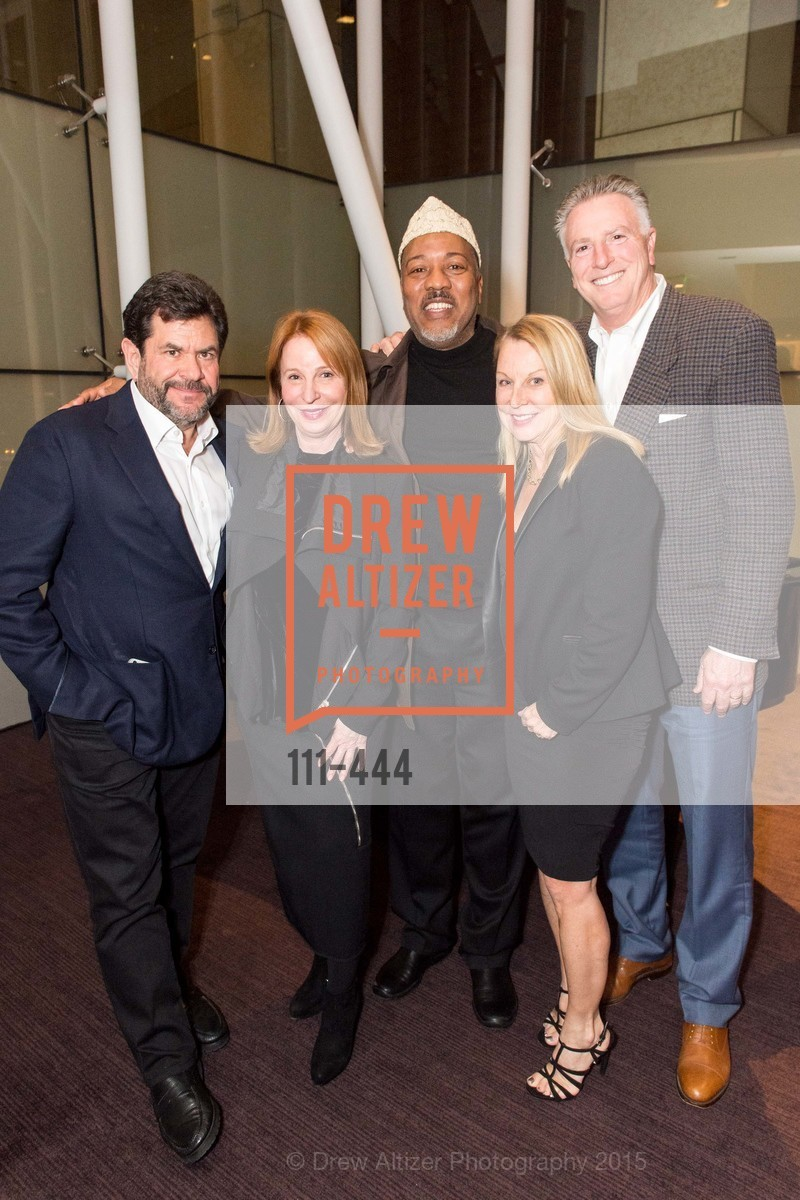 John Pritzker, Lisa Pritzker, Alonzo King, Debbie Shapiro, David Shapiro, Alonzo King LINES Ballet Opening Night Party, St. Regis Hotel. 125 3rd St, November 6th, 2015,Drew Altizer, Drew Altizer Photography, full-service agency, private events, San Francisco photographer, photographer california