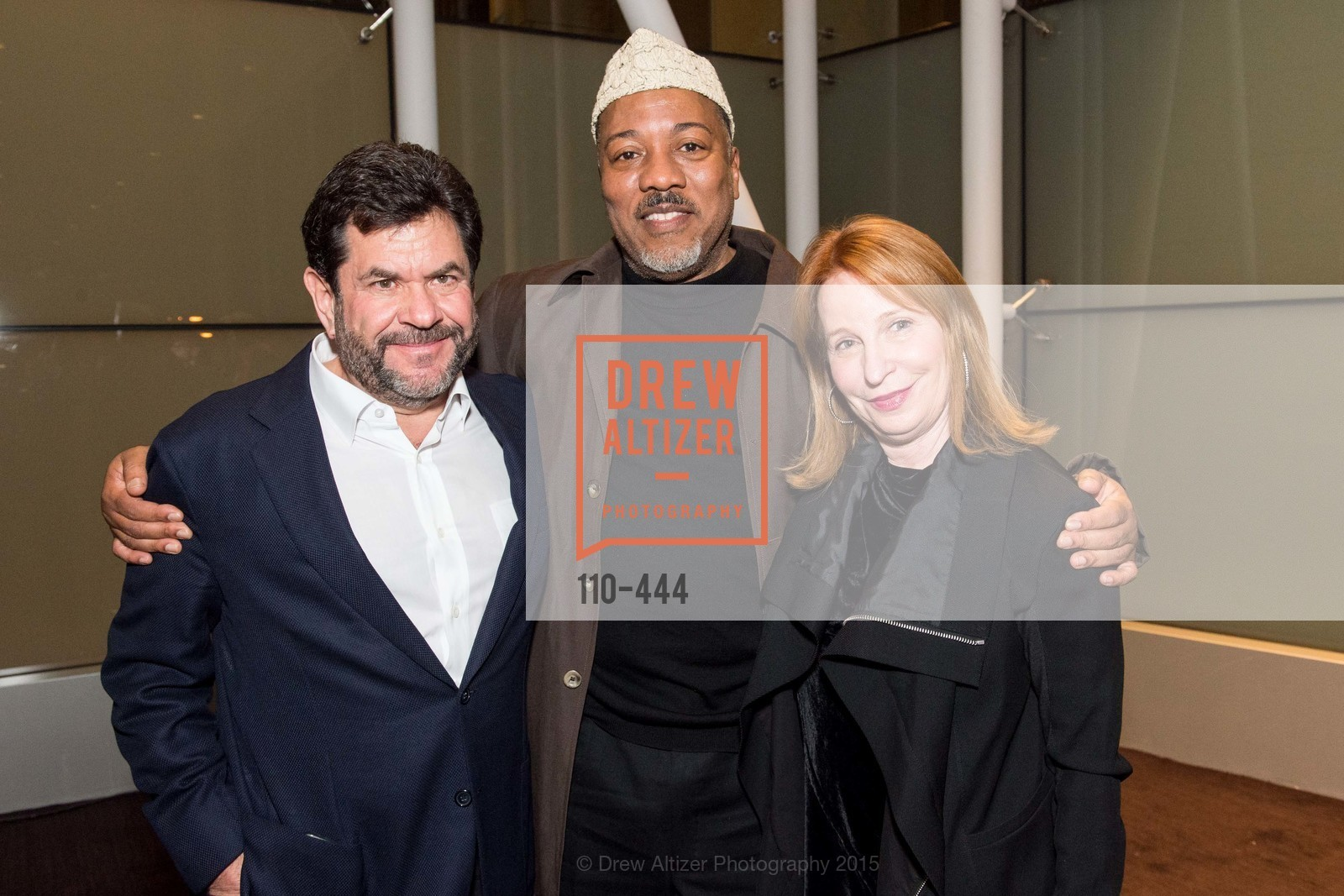 John Pritzker, Alonzo King, Lisa Pritzker, Alonzo King LINES Ballet Opening Night Party, St. Regis Hotel. 125 3rd St, November 6th, 2015,Drew Altizer, Drew Altizer Photography, full-service agency, private events, San Francisco photographer, photographer california