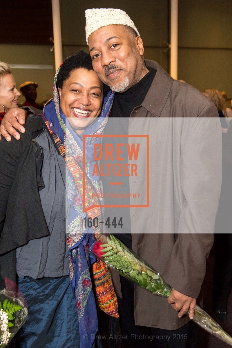 Lisa Fischer, Alonzo King, Alonzo King LINES Ballet Opening Night Party, St. Regis Hotel. 125 3rd St, November 6th, 2015,Drew Altizer, Drew Altizer Photography, full-service agency, private events, San Francisco photographer, photographer california