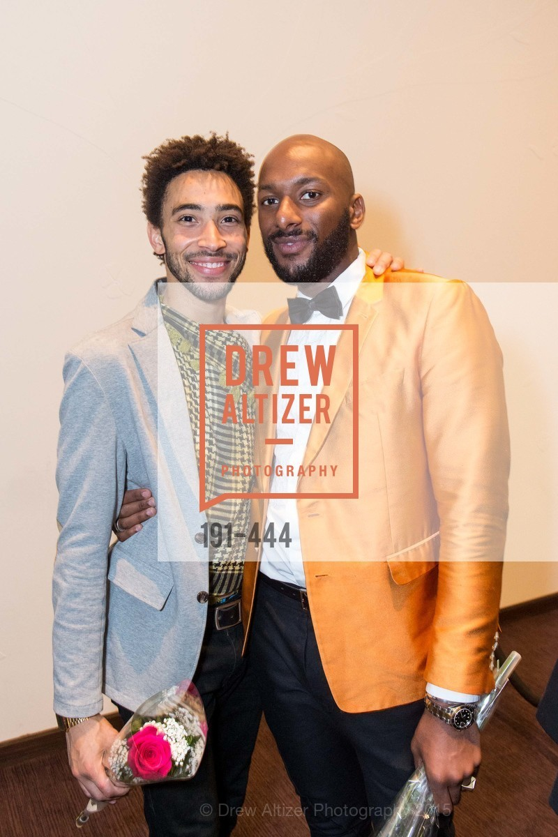 MIchael Montgomery, Abe Adelaja, Alonzo King LINES Ballet Opening Night Party, St. Regis Hotel. 125 3rd St, November 6th, 2015,Drew Altizer, Drew Altizer Photography, full-service agency, private events, San Francisco photographer, photographer california